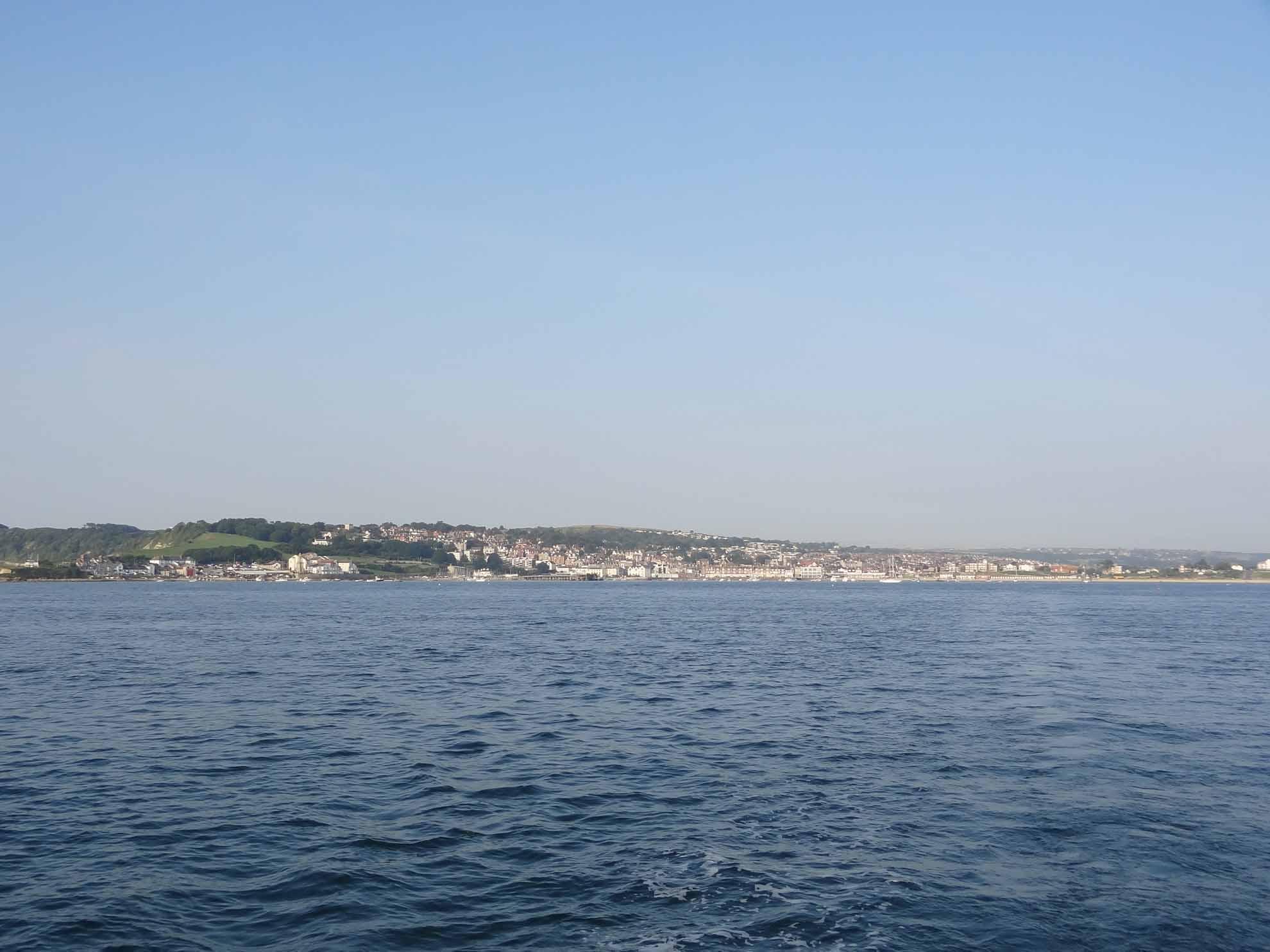 Bucht von Swanage