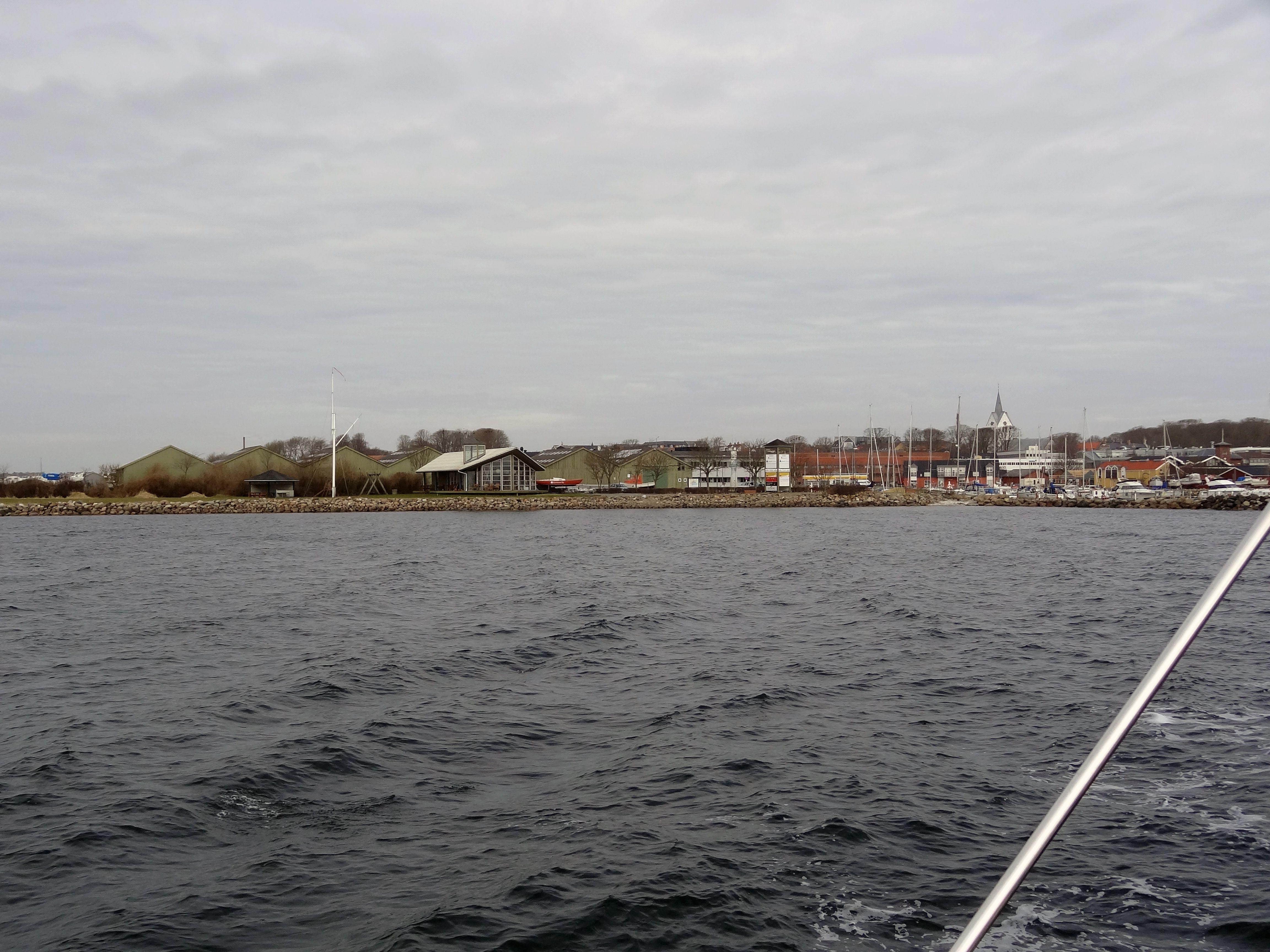 Hafen von Thisted