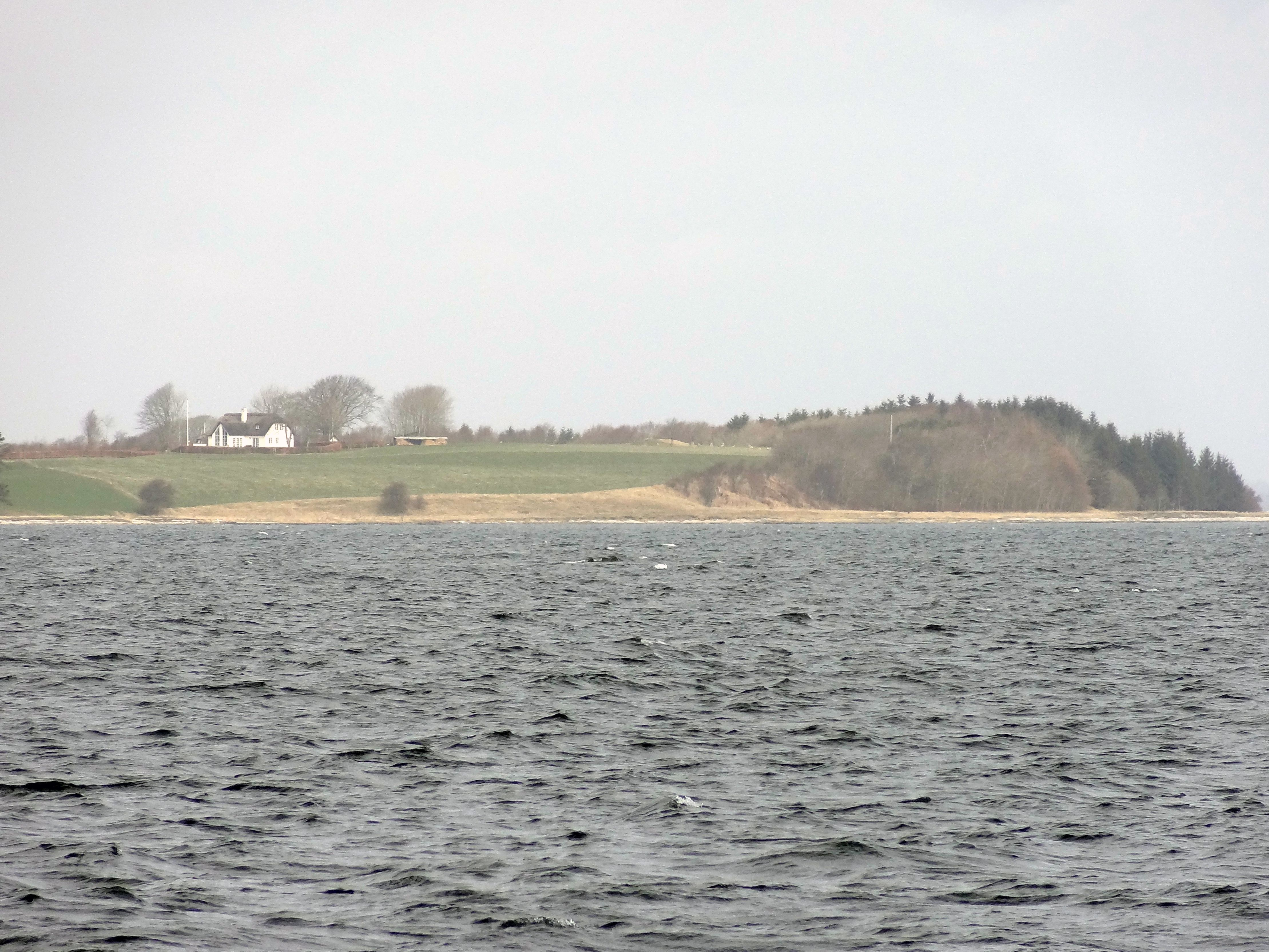Ufer im Limfjord