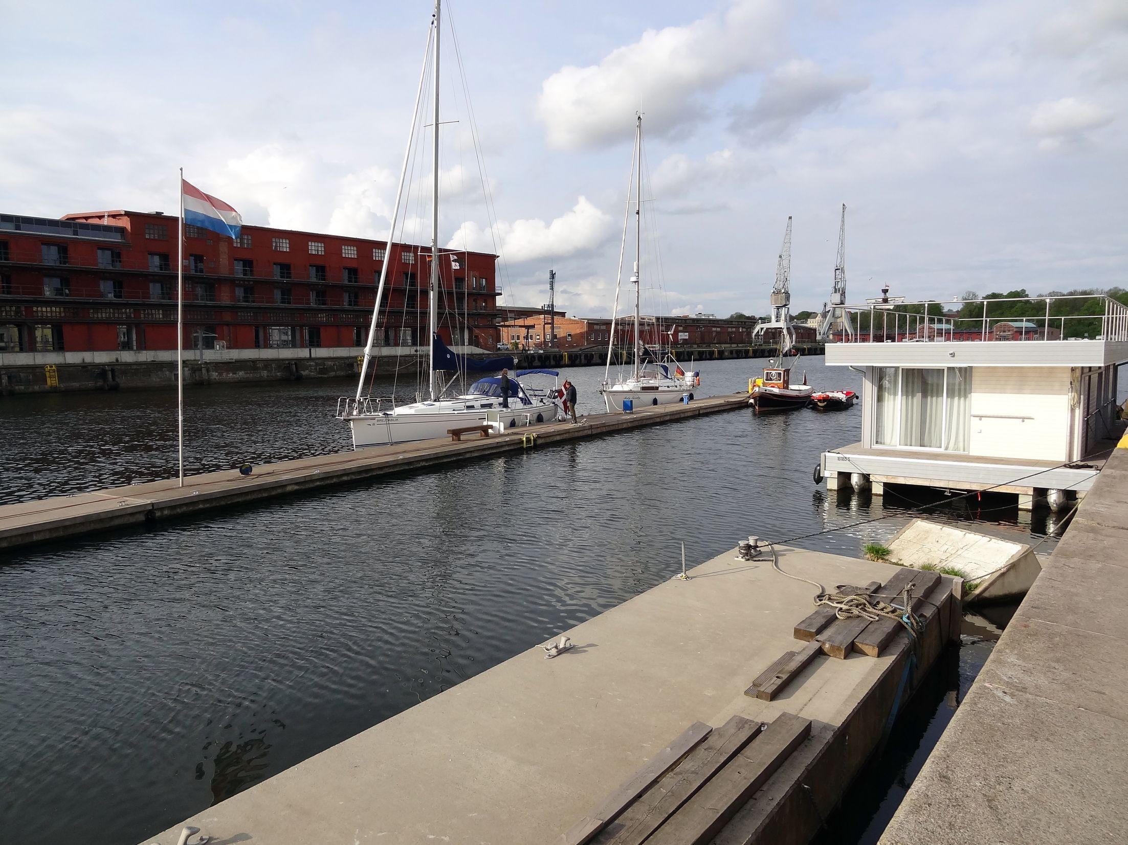 Hansa Marina in Lübeck