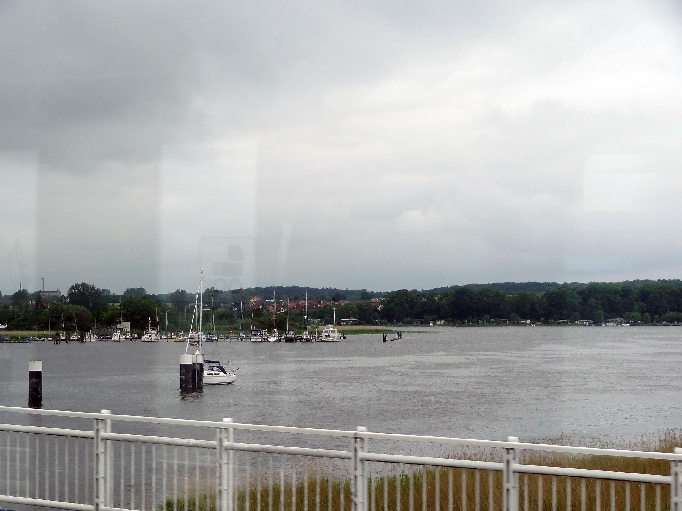 Hafen Wolgast