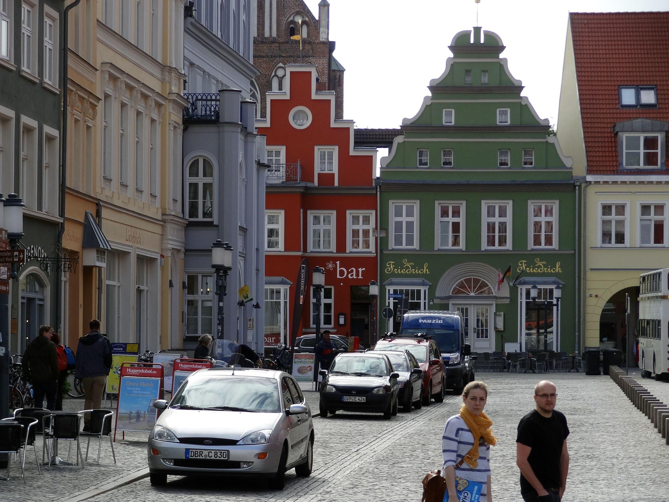 Altstadt von Greifswald