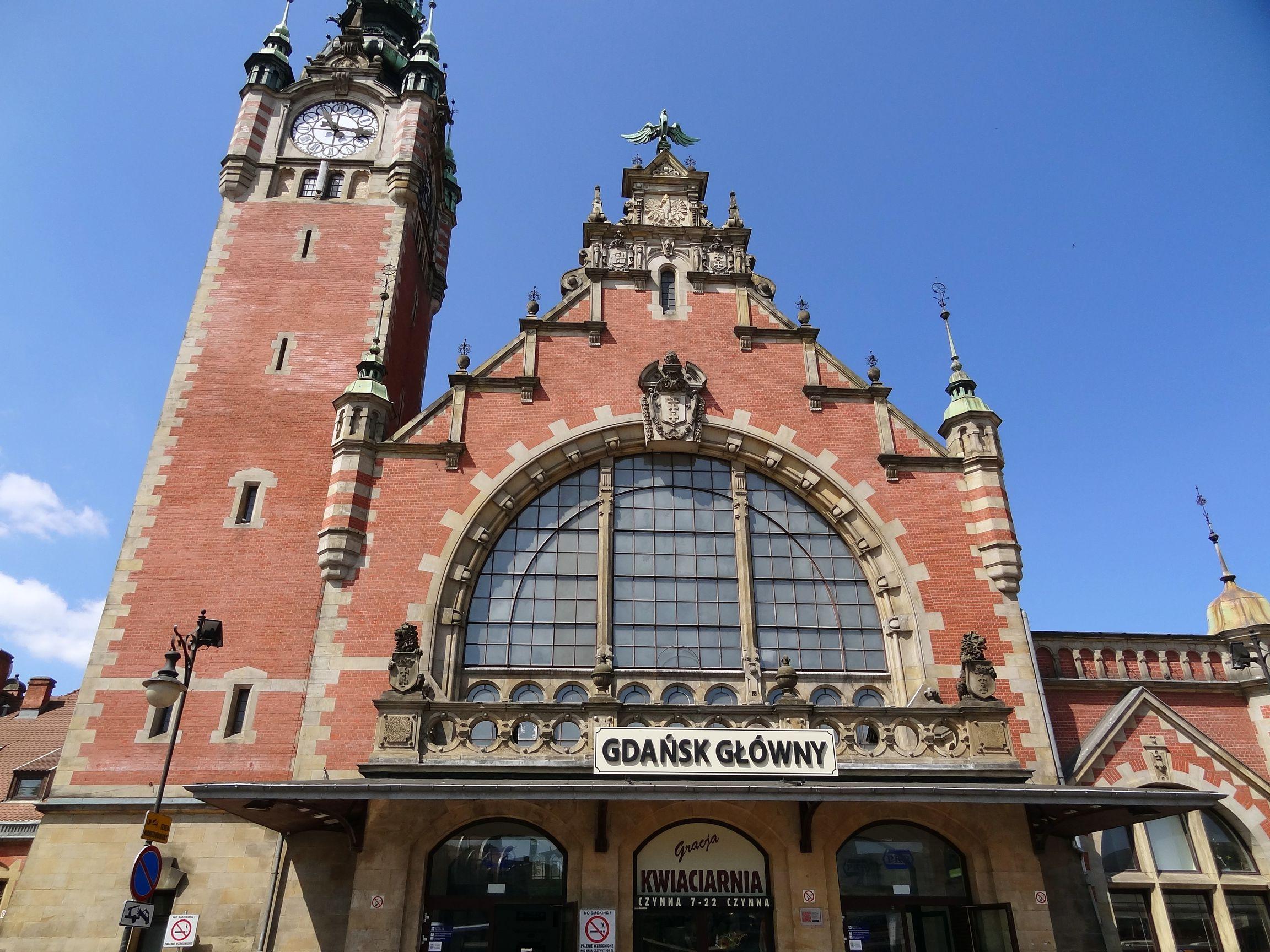 Bahnhof Danzig