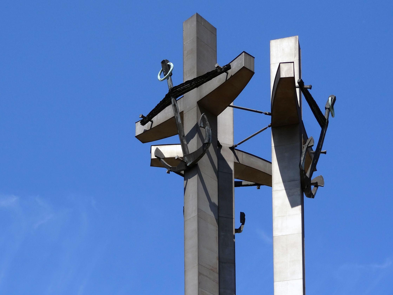 Denkmal für getötete Werftarbeiter