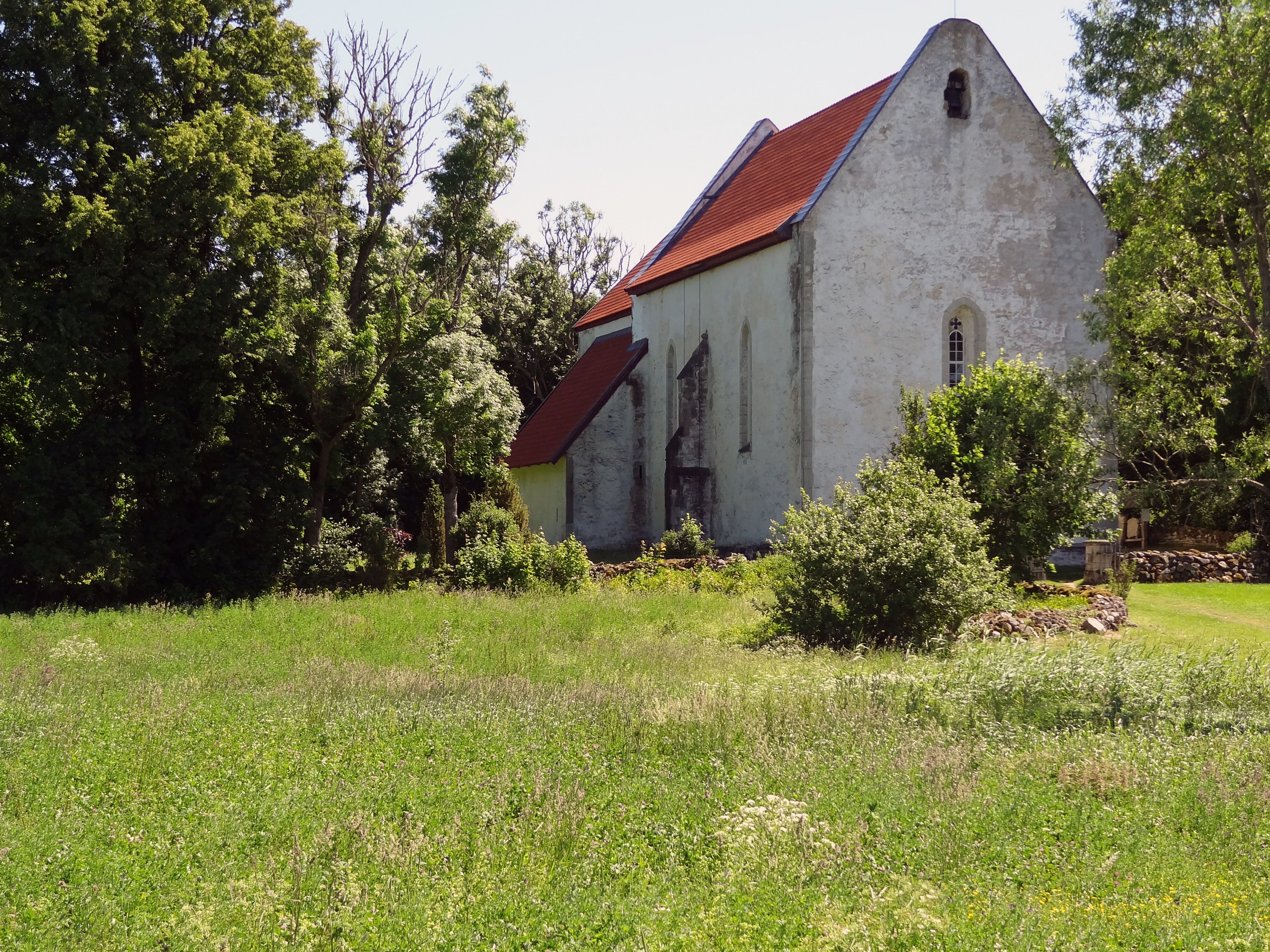 Kirche von Karja