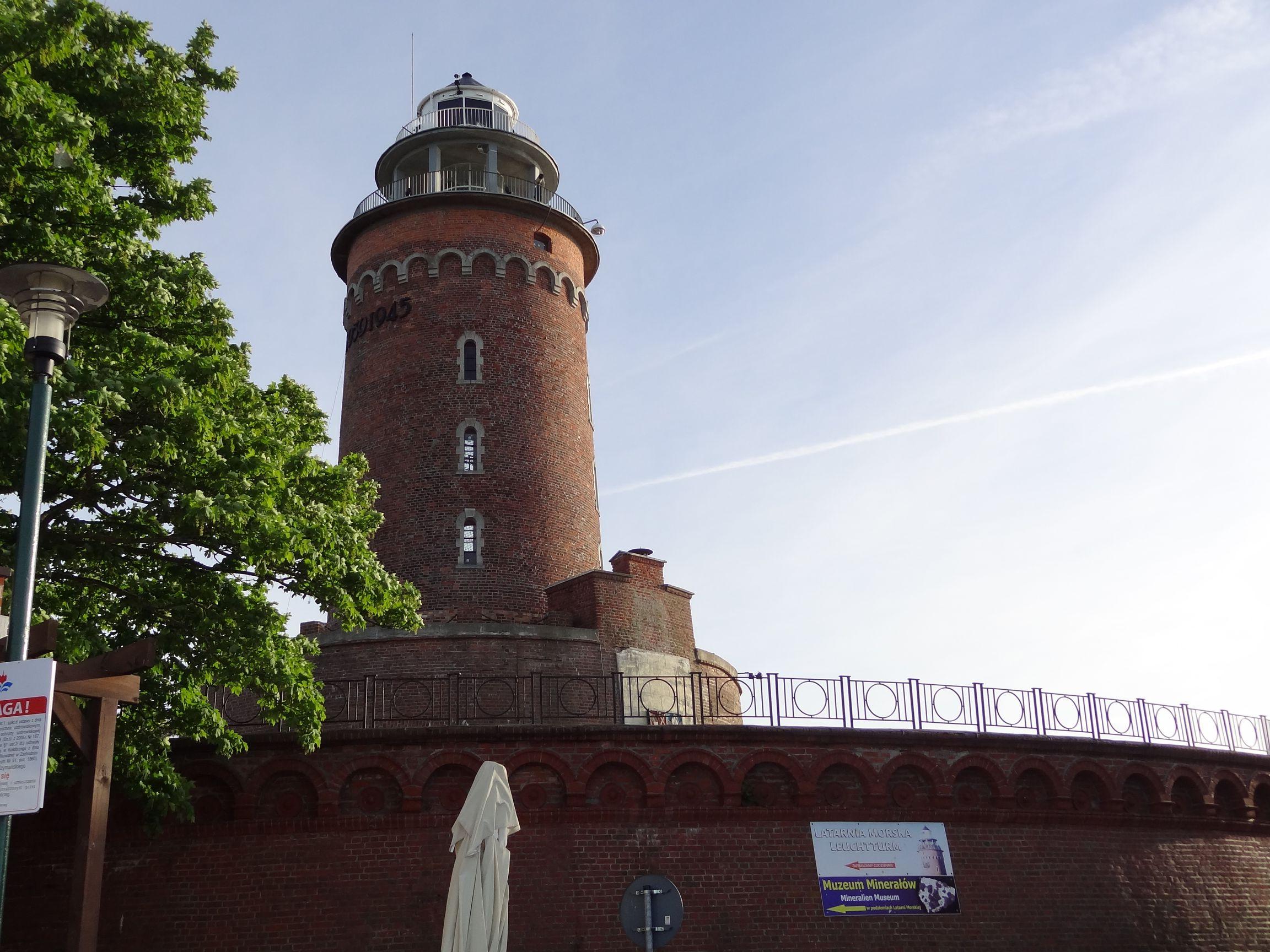 Leuchtturm von Kolberg