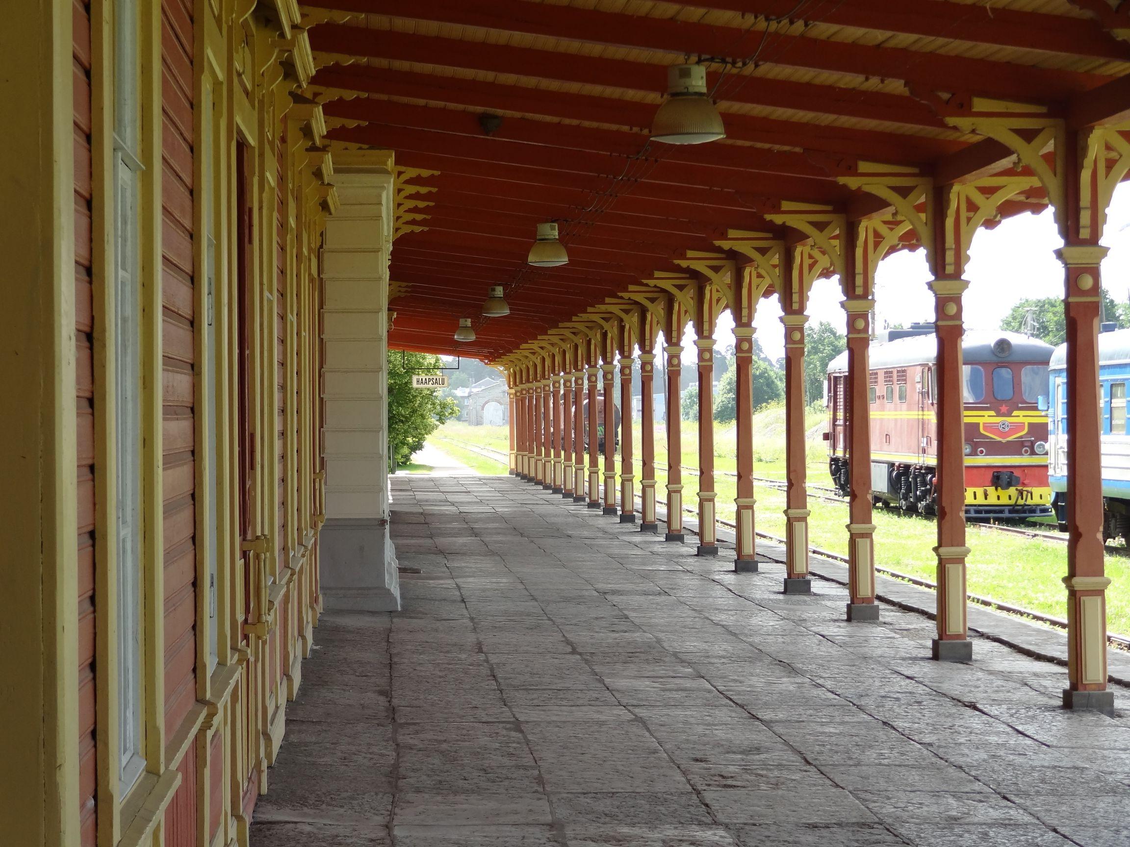 Bahnhof Haapsalu