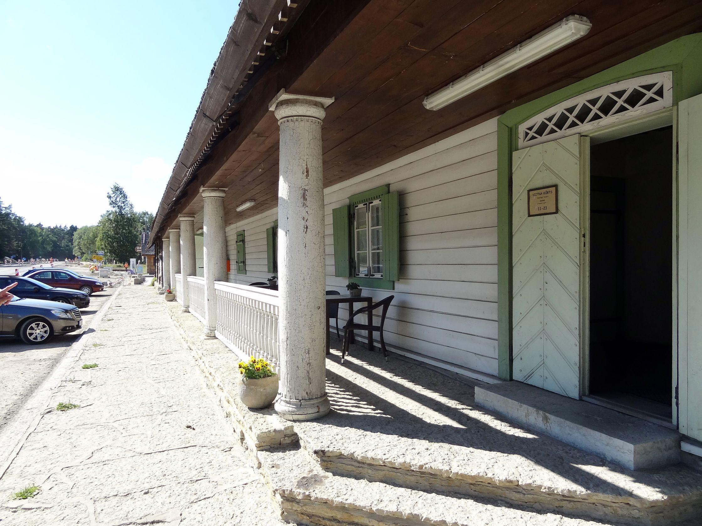Dorfschänke von Viitna