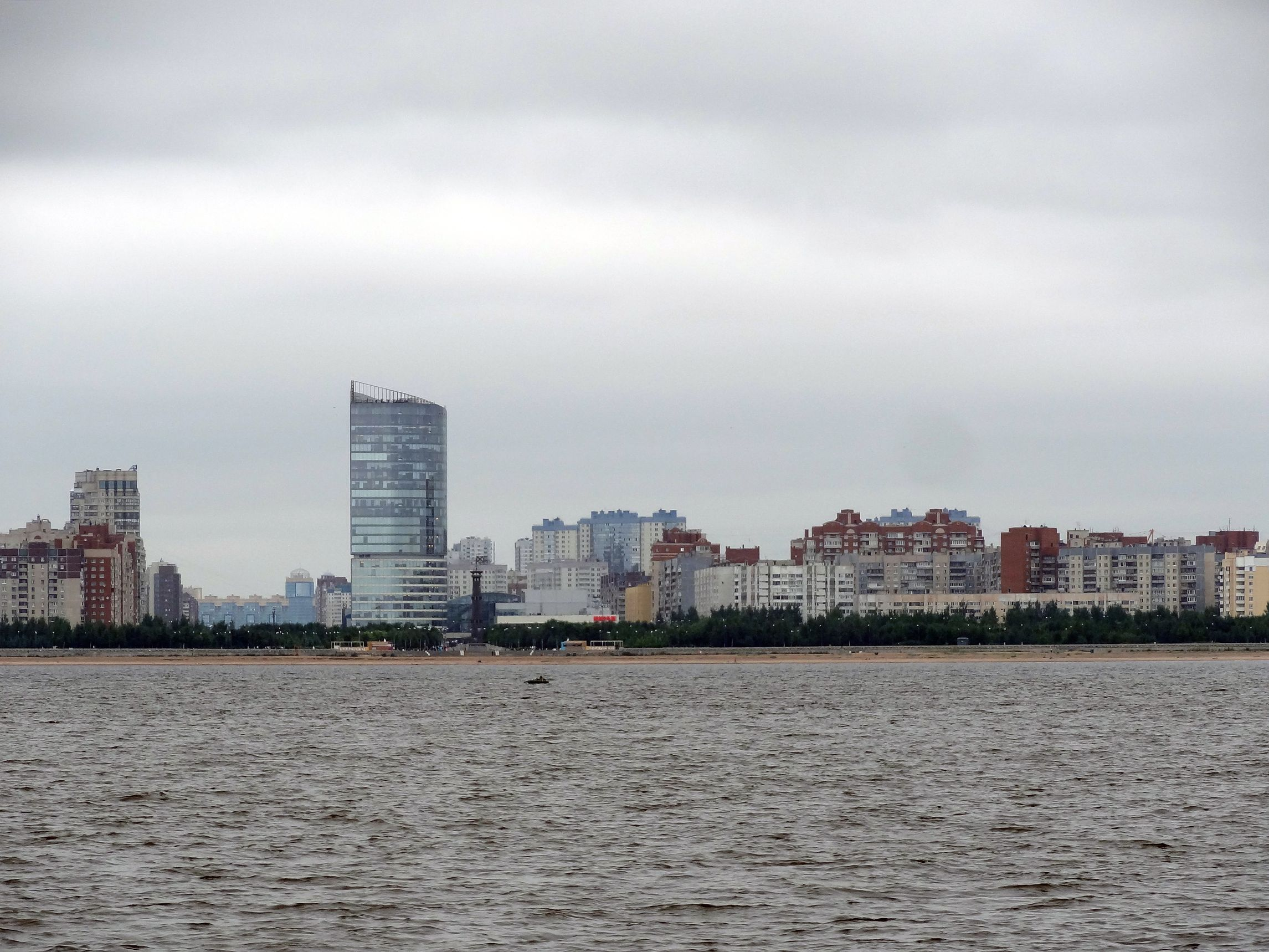Erster Eindruck von St. Petersburg