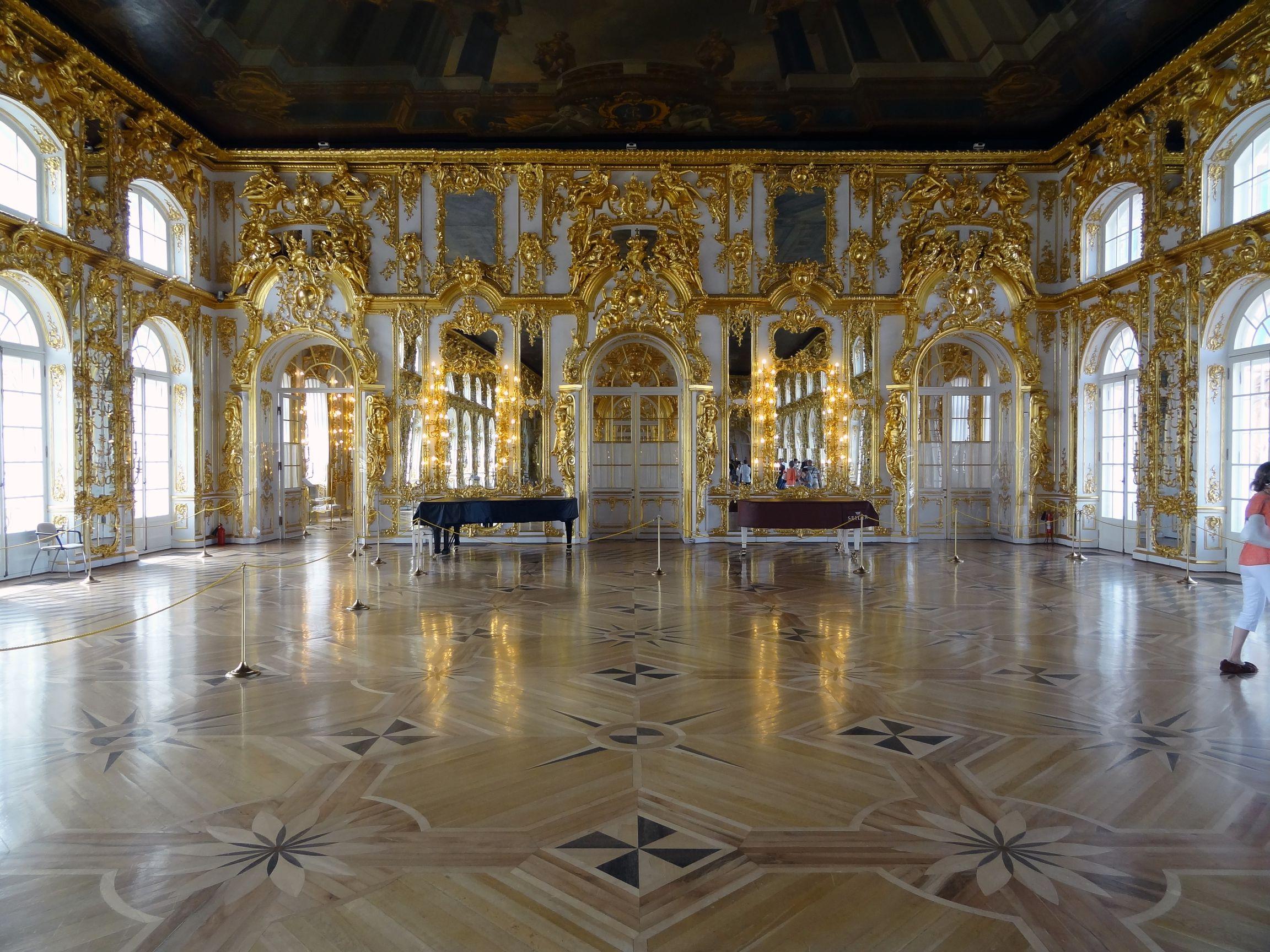 Ballsaal im Katharinenpalast