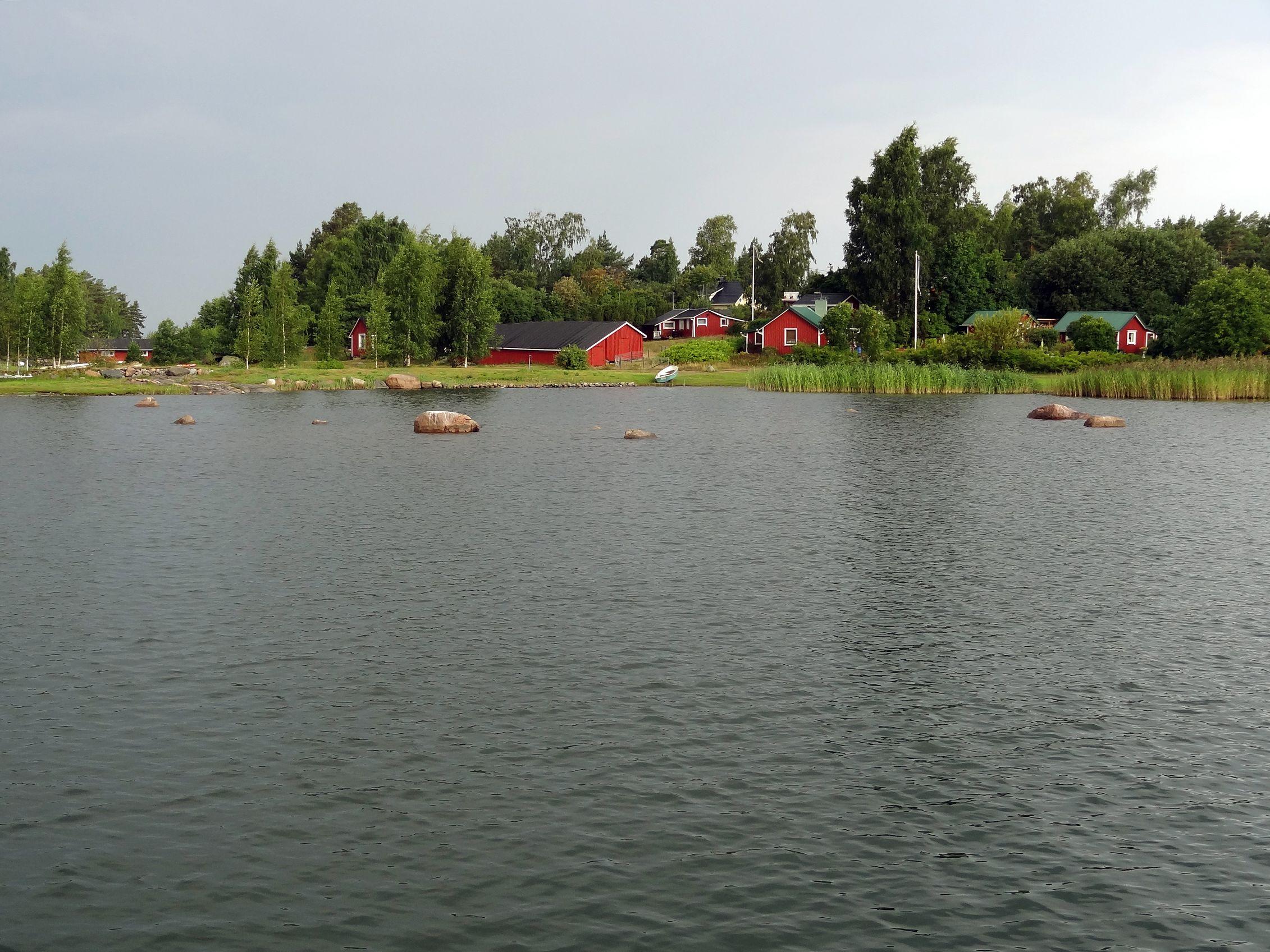 Gewitter in Pirttisaari