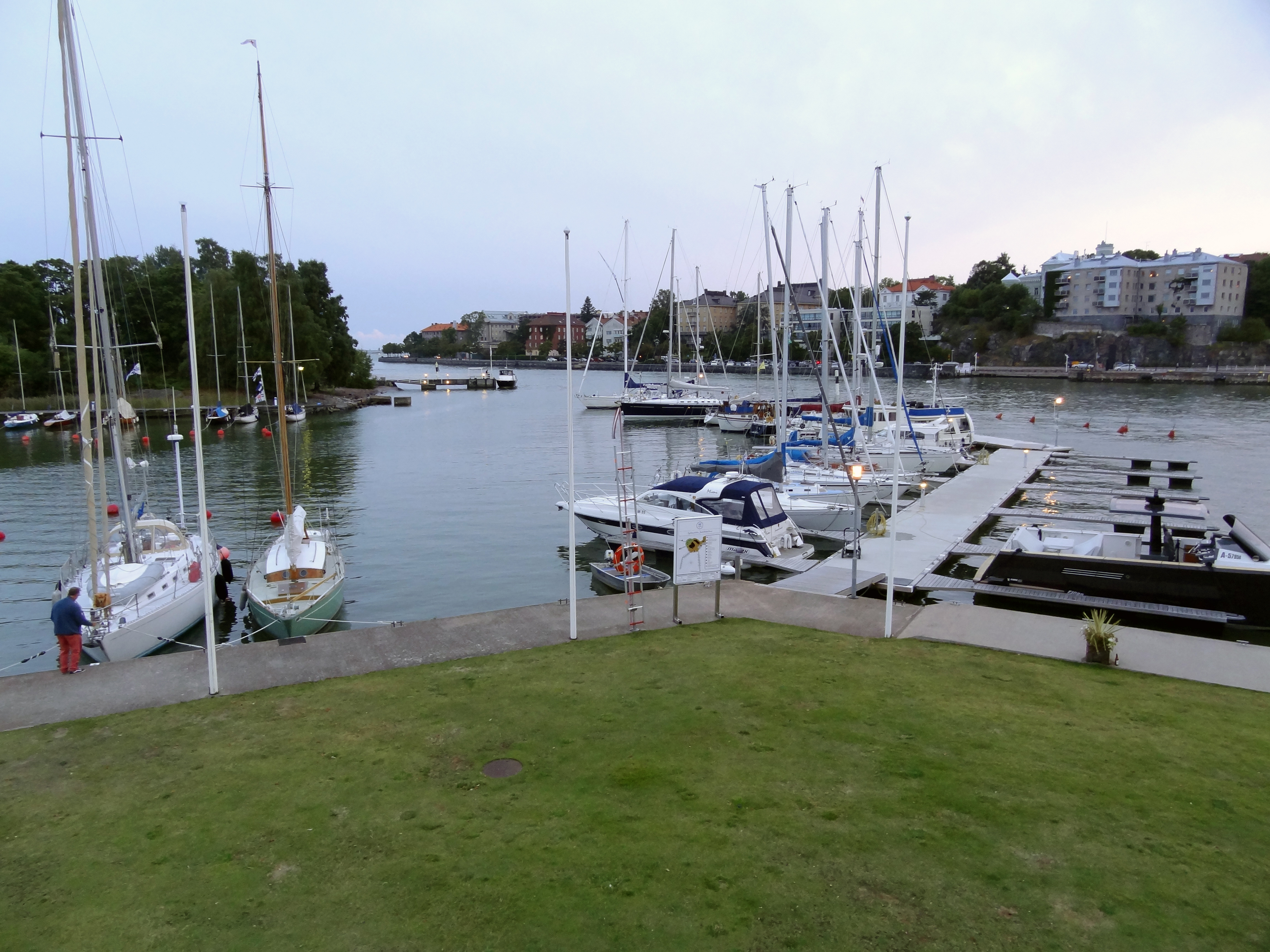 Hafen Blekholmen