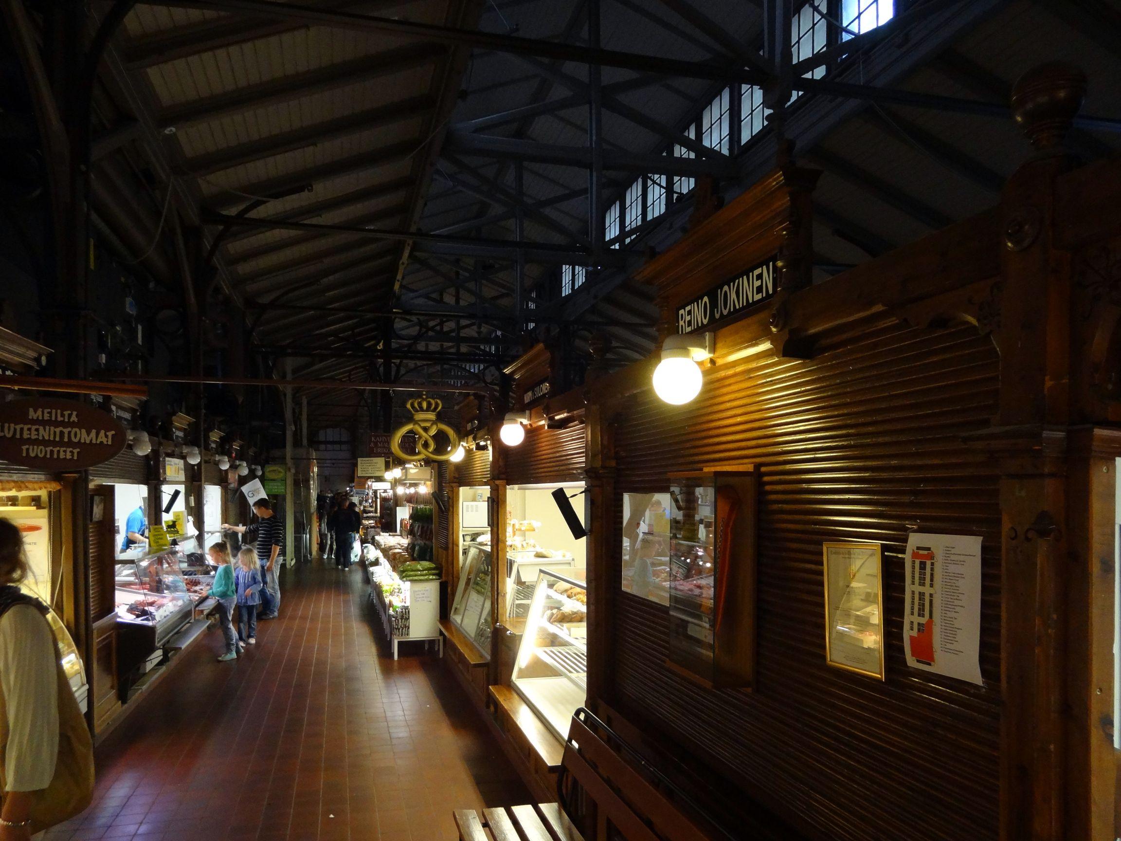 Alte Markthalle