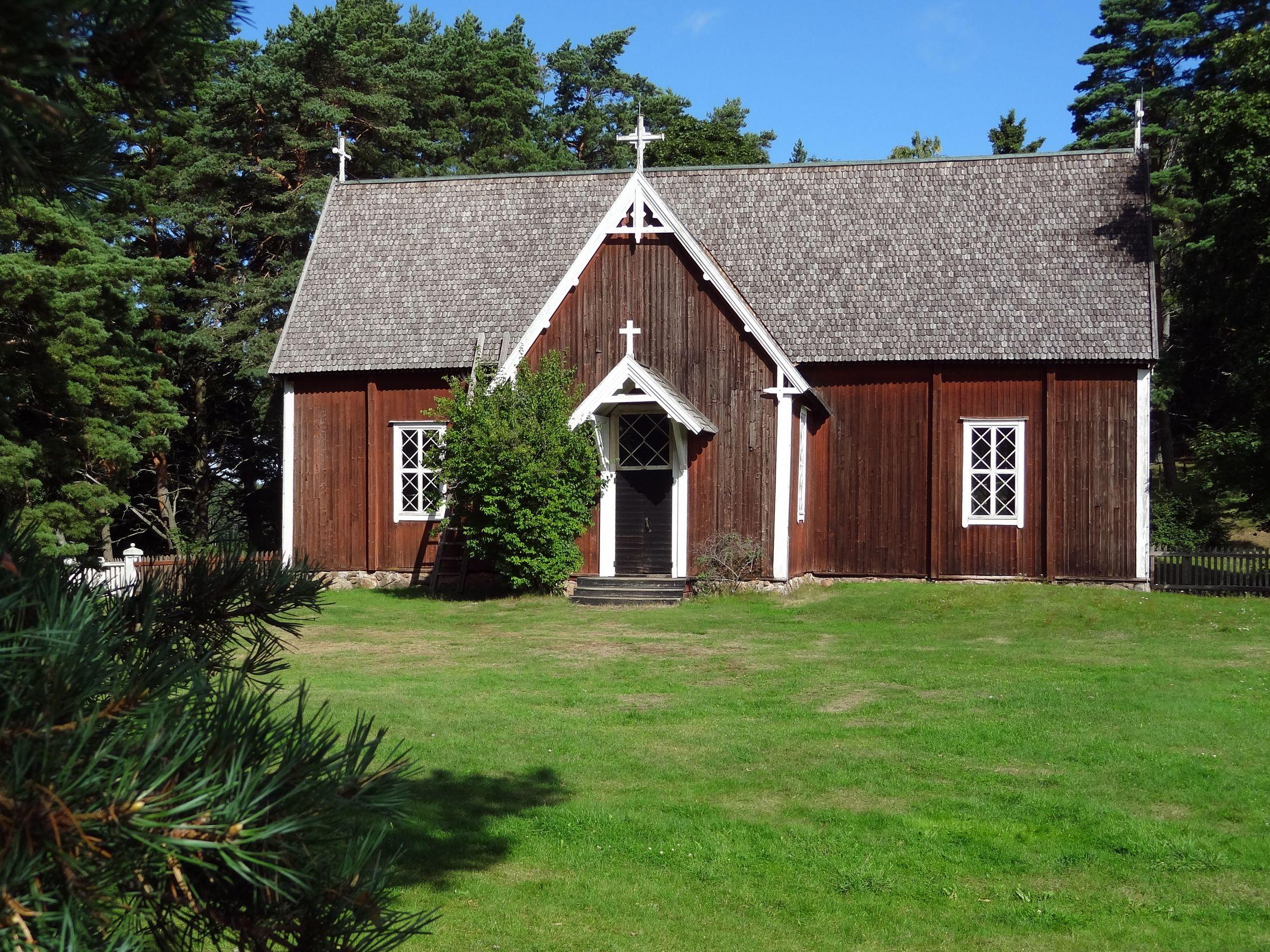 Kirche auf Seili