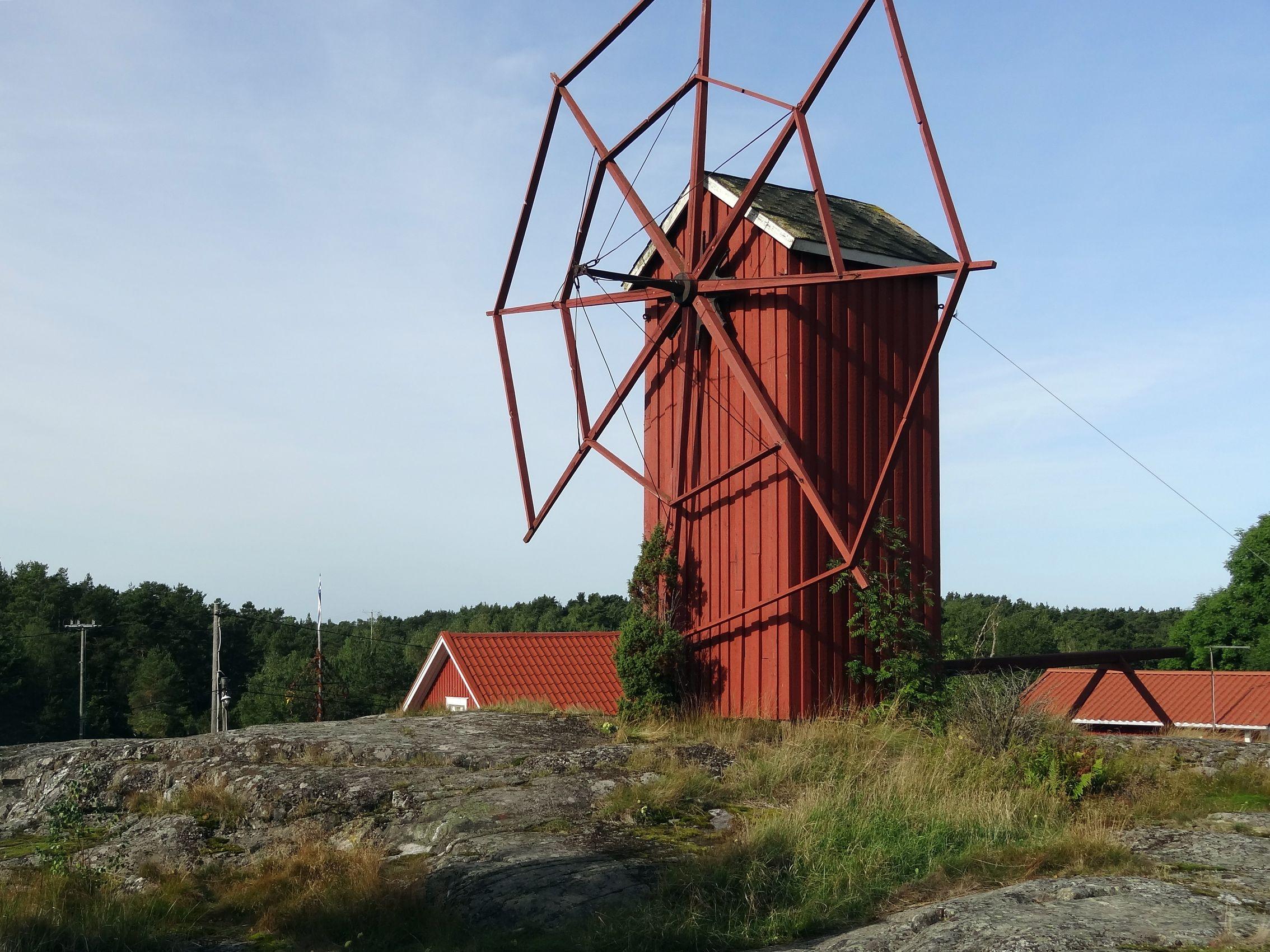 Mühle auf Stenskär