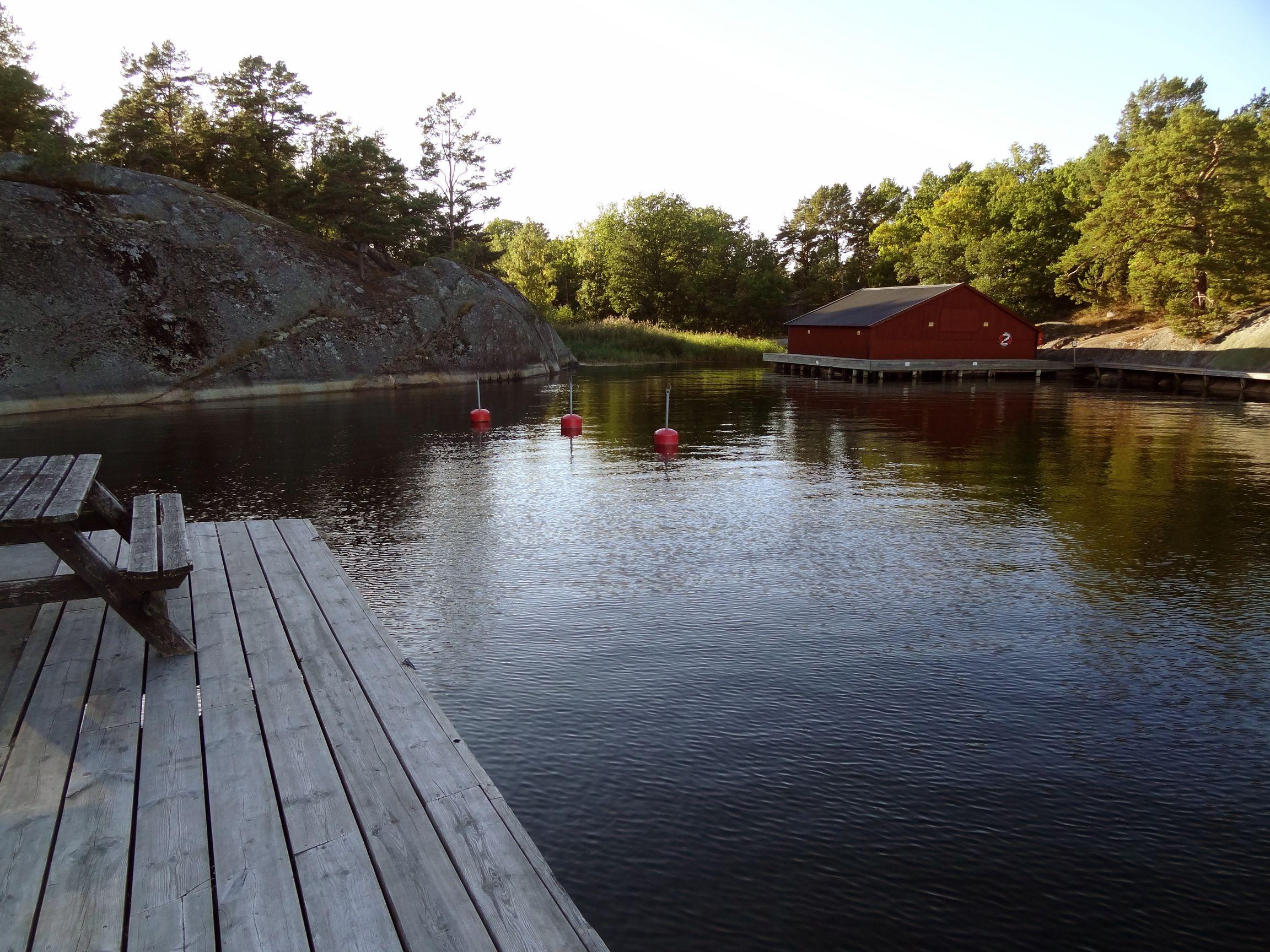 Gästehafen Finnhman - nur für kleine Boote