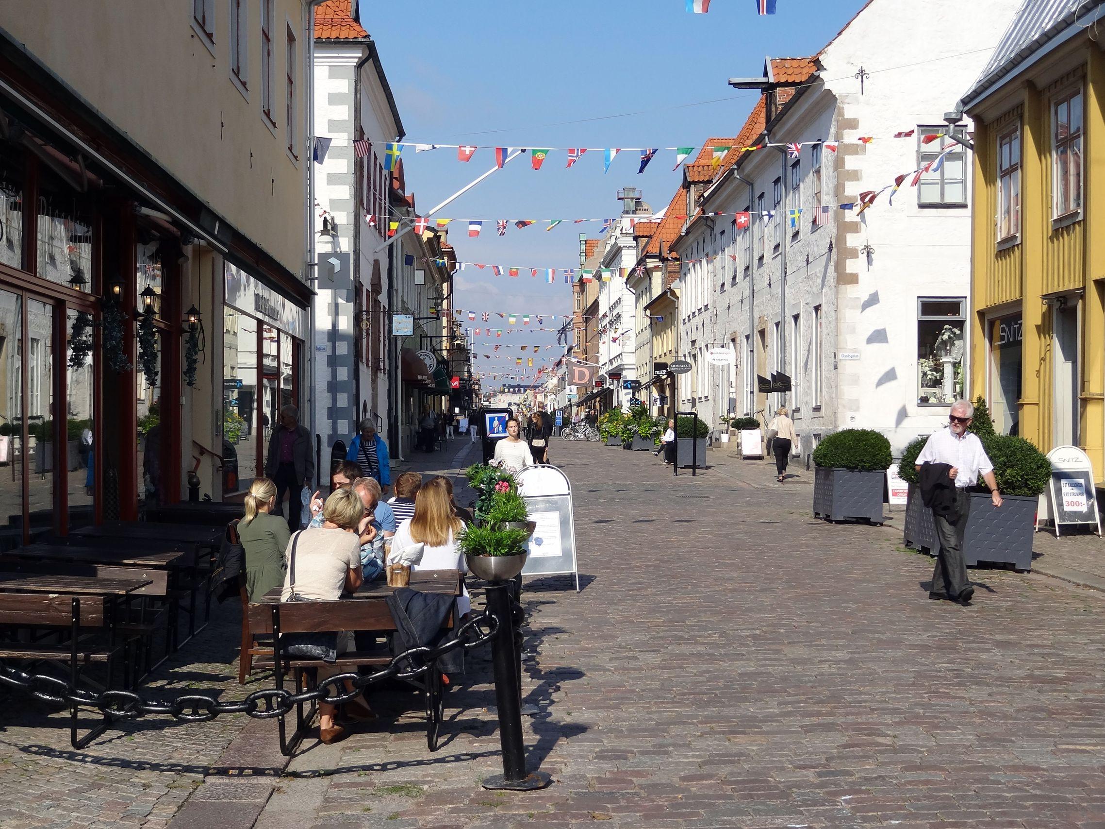 Innenstadt von Kalmar
