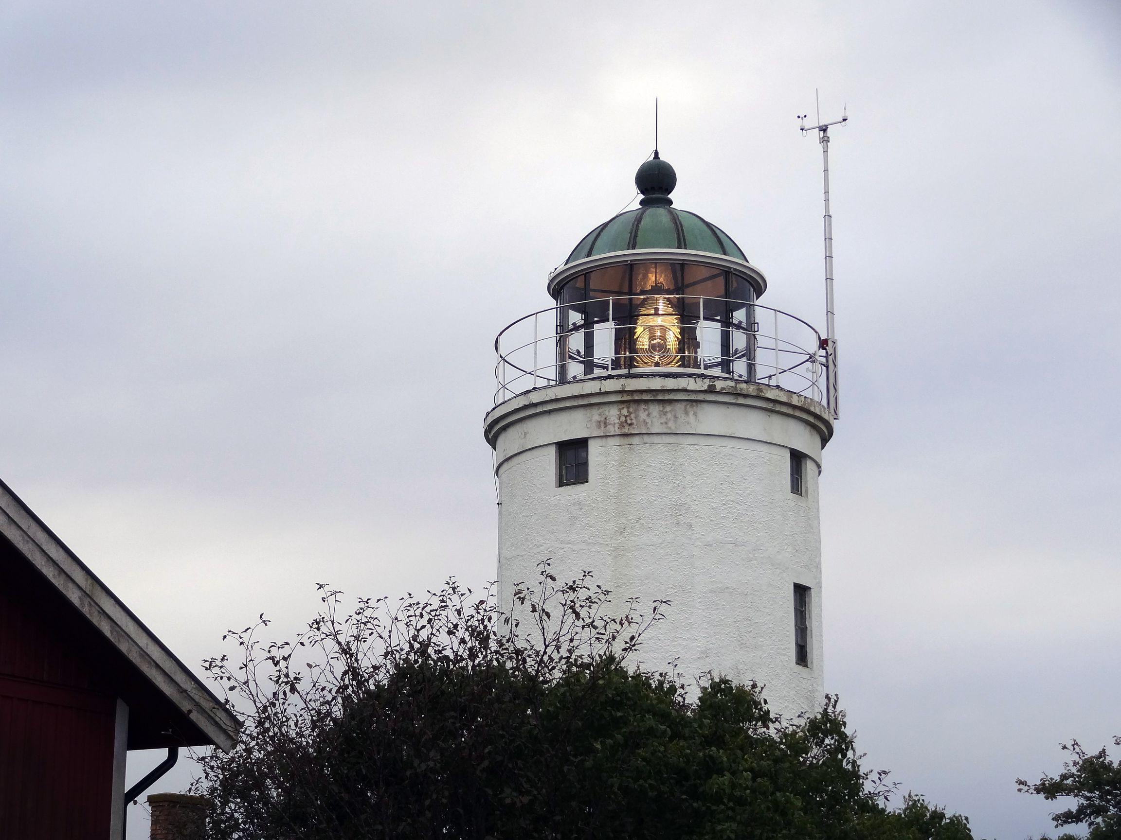 Leuchtturm von Hanö