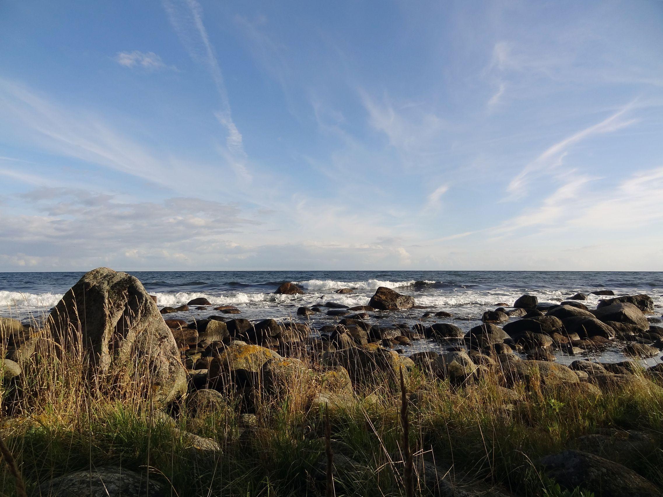Ostseite von Hanö