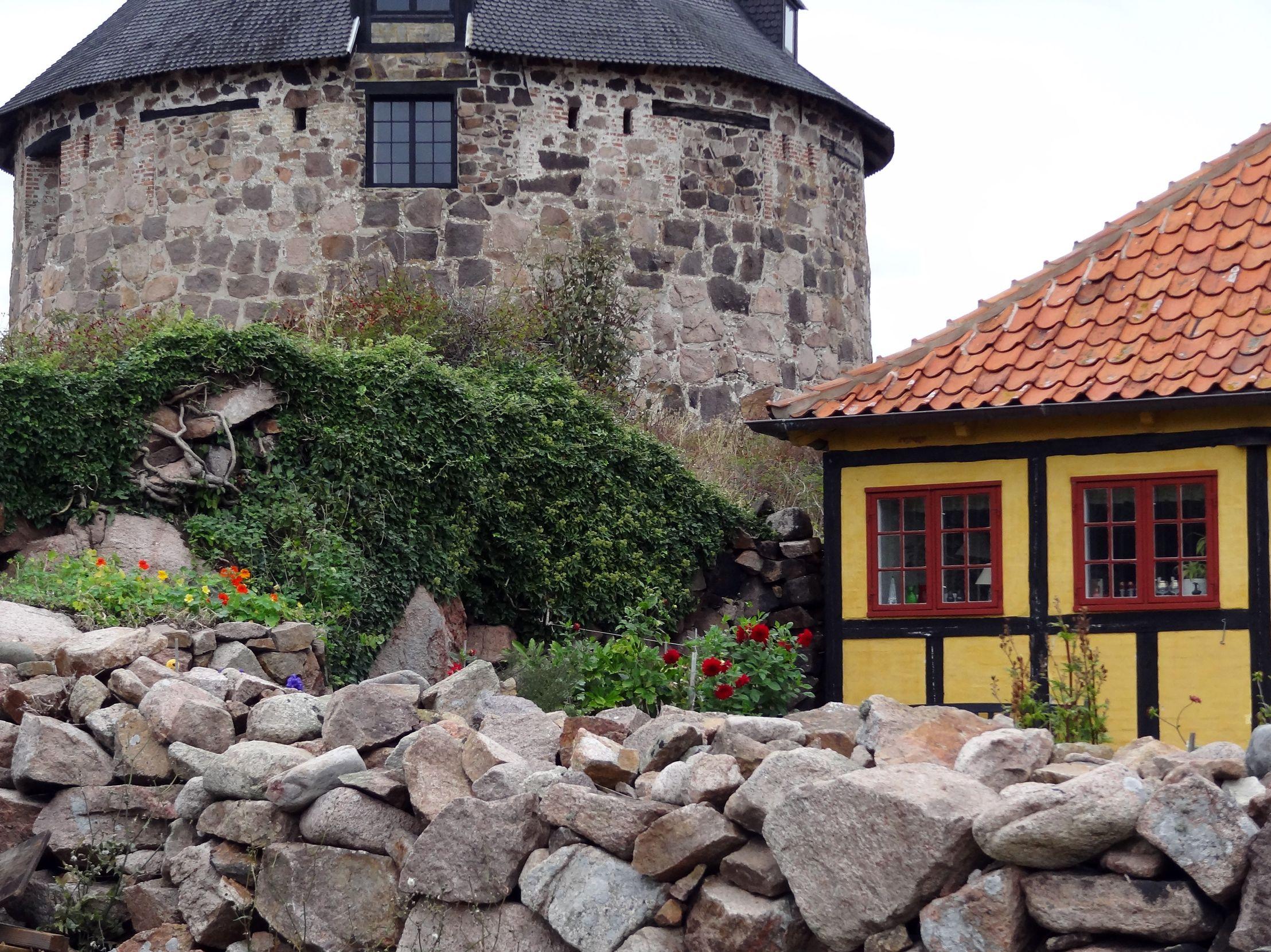 Kleiner Turm auf Frederiksö