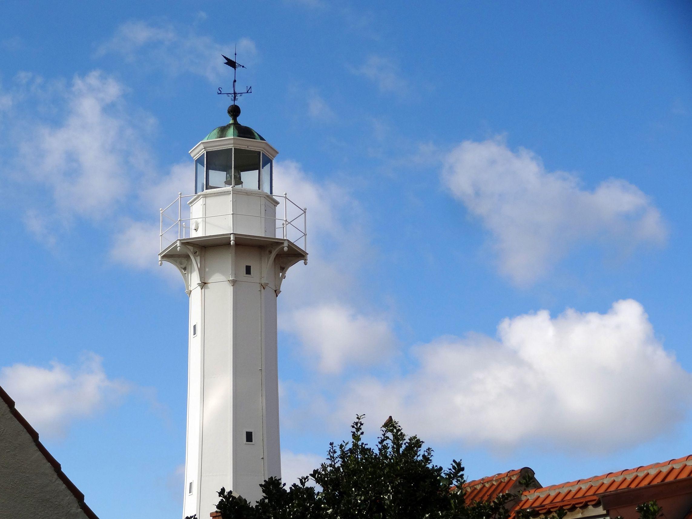 Leuchtturm von Roenne