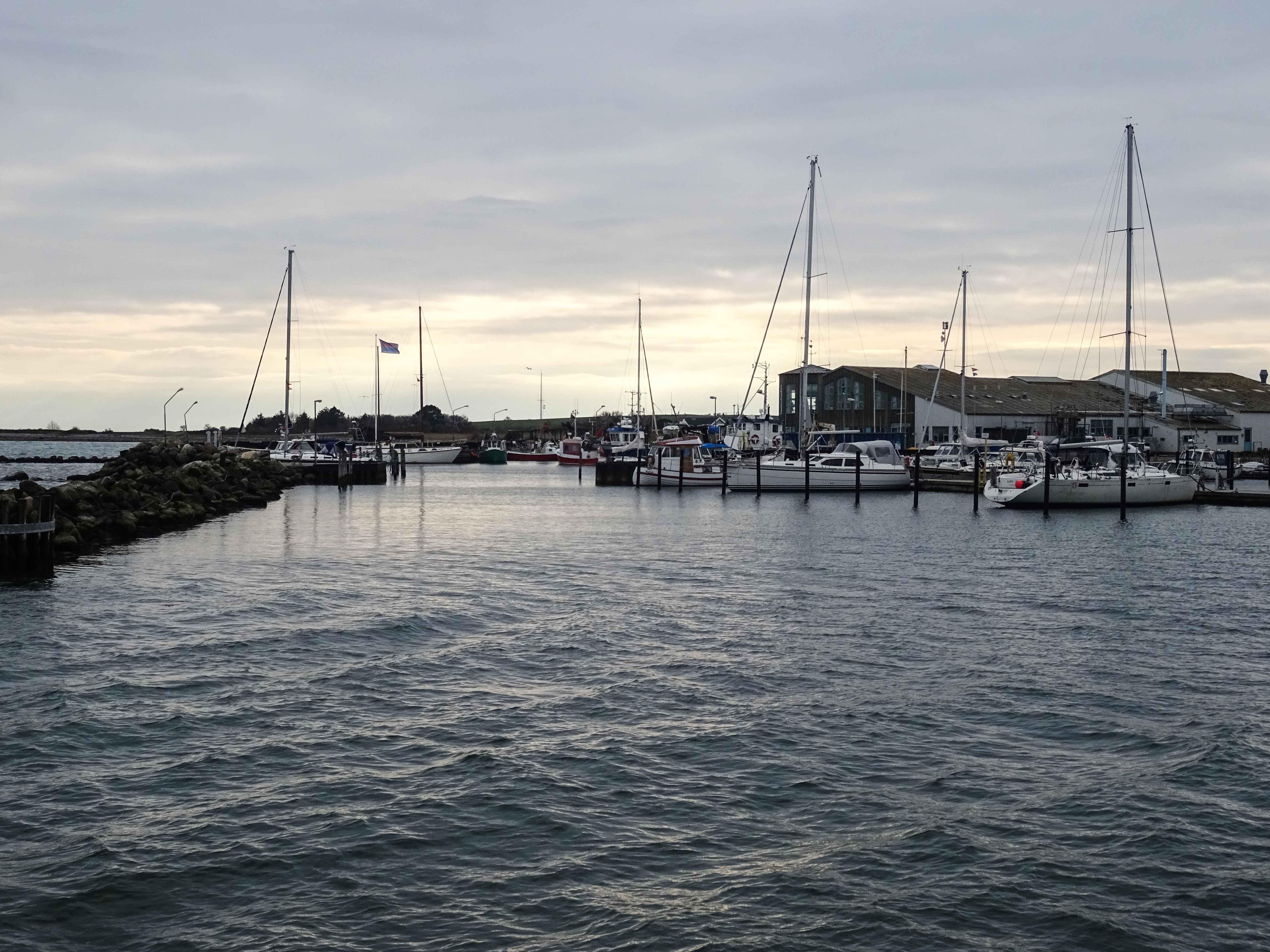 Fischerhafen Reersoe