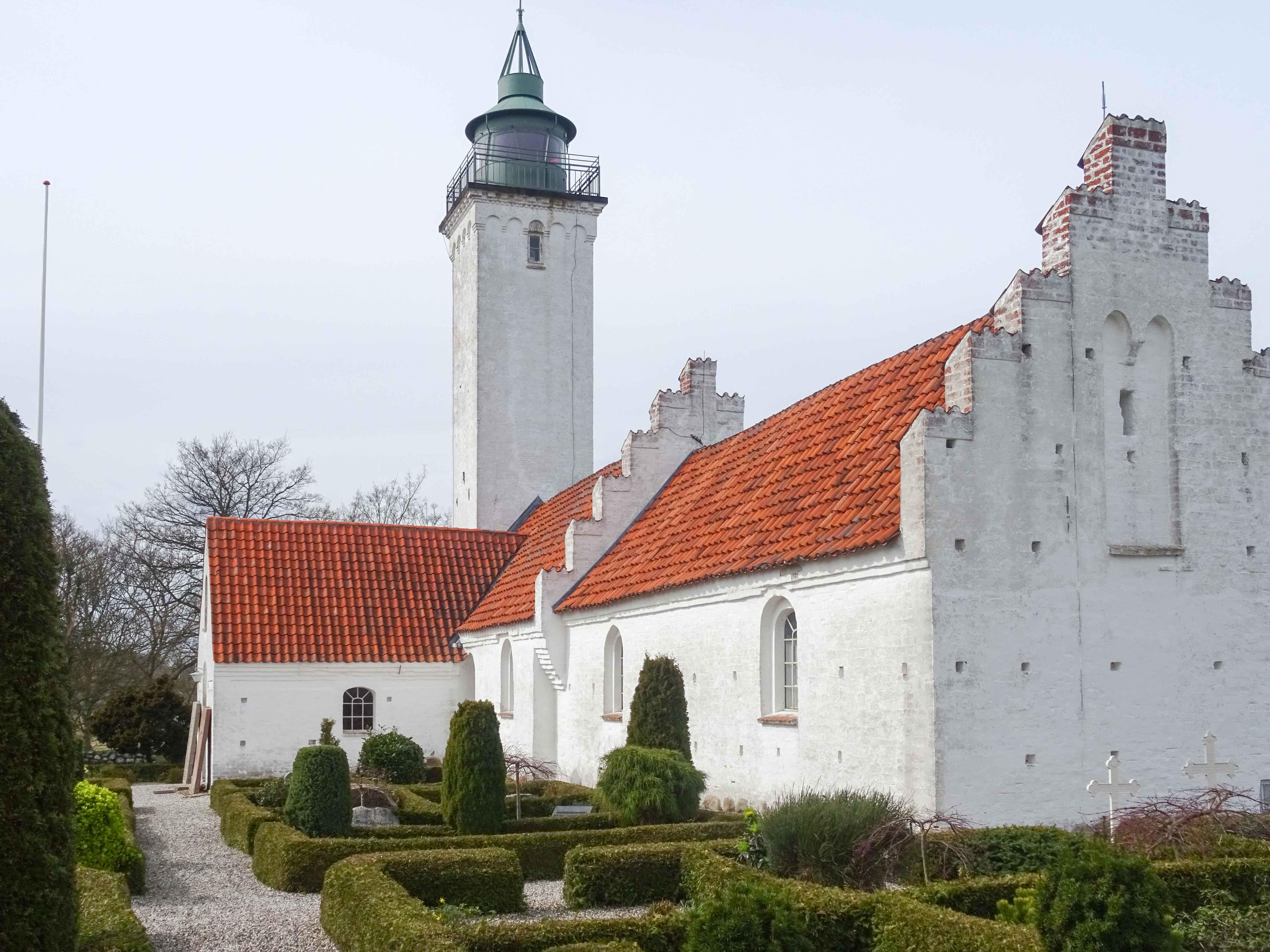 Leuchtturmkirche von Tunoe