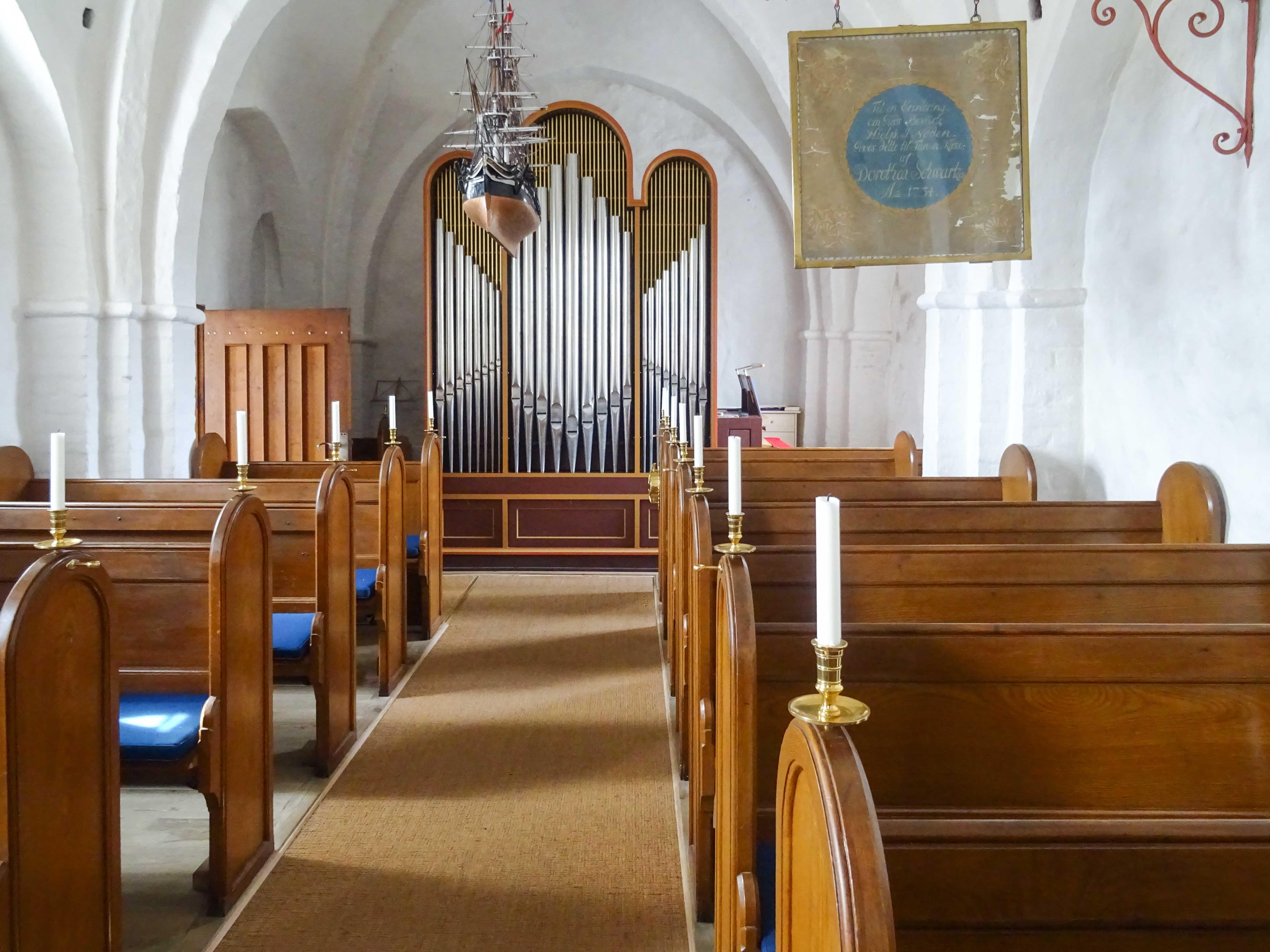 Tunoe Kirke