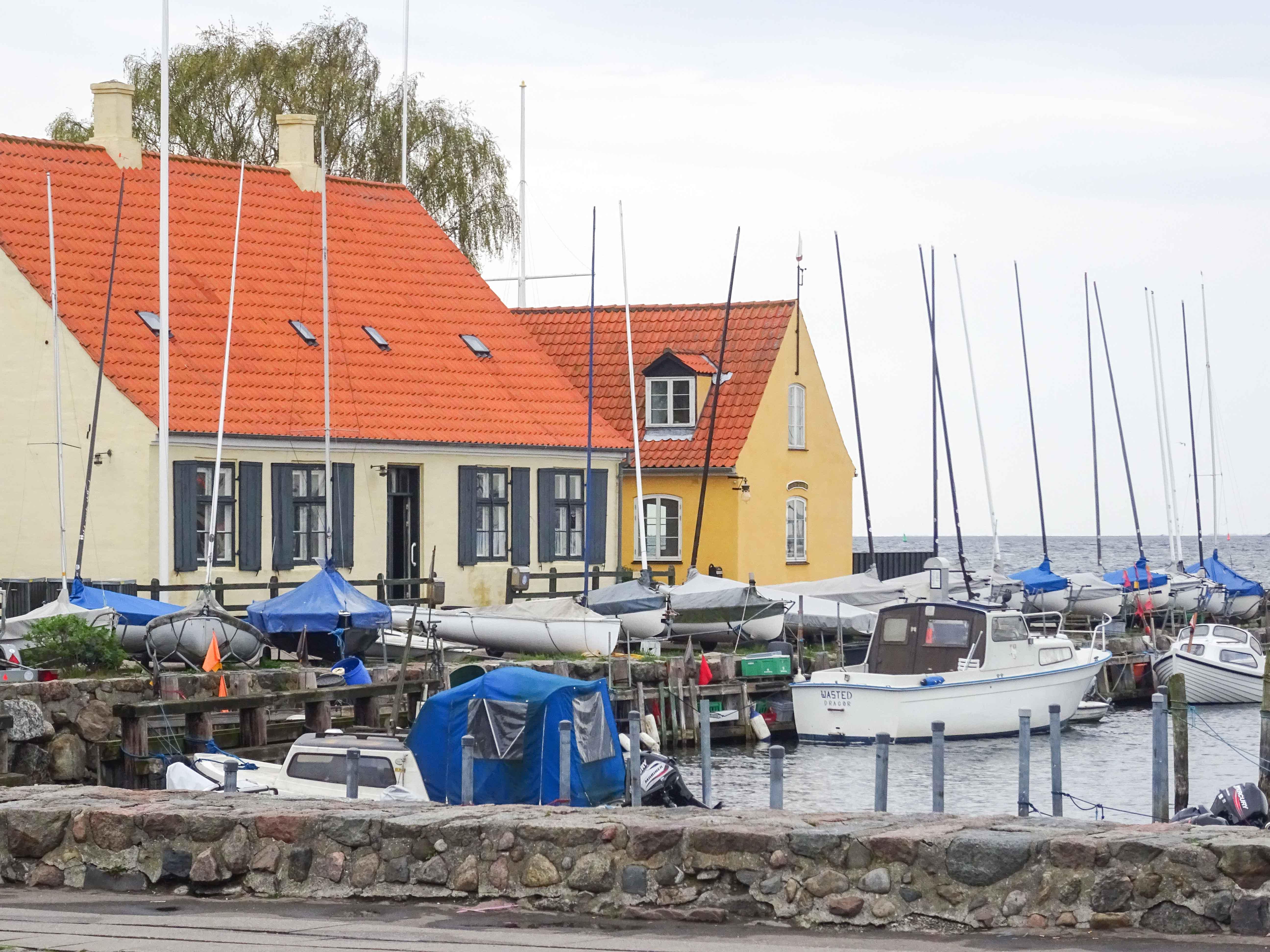 Hafen Dragoer
