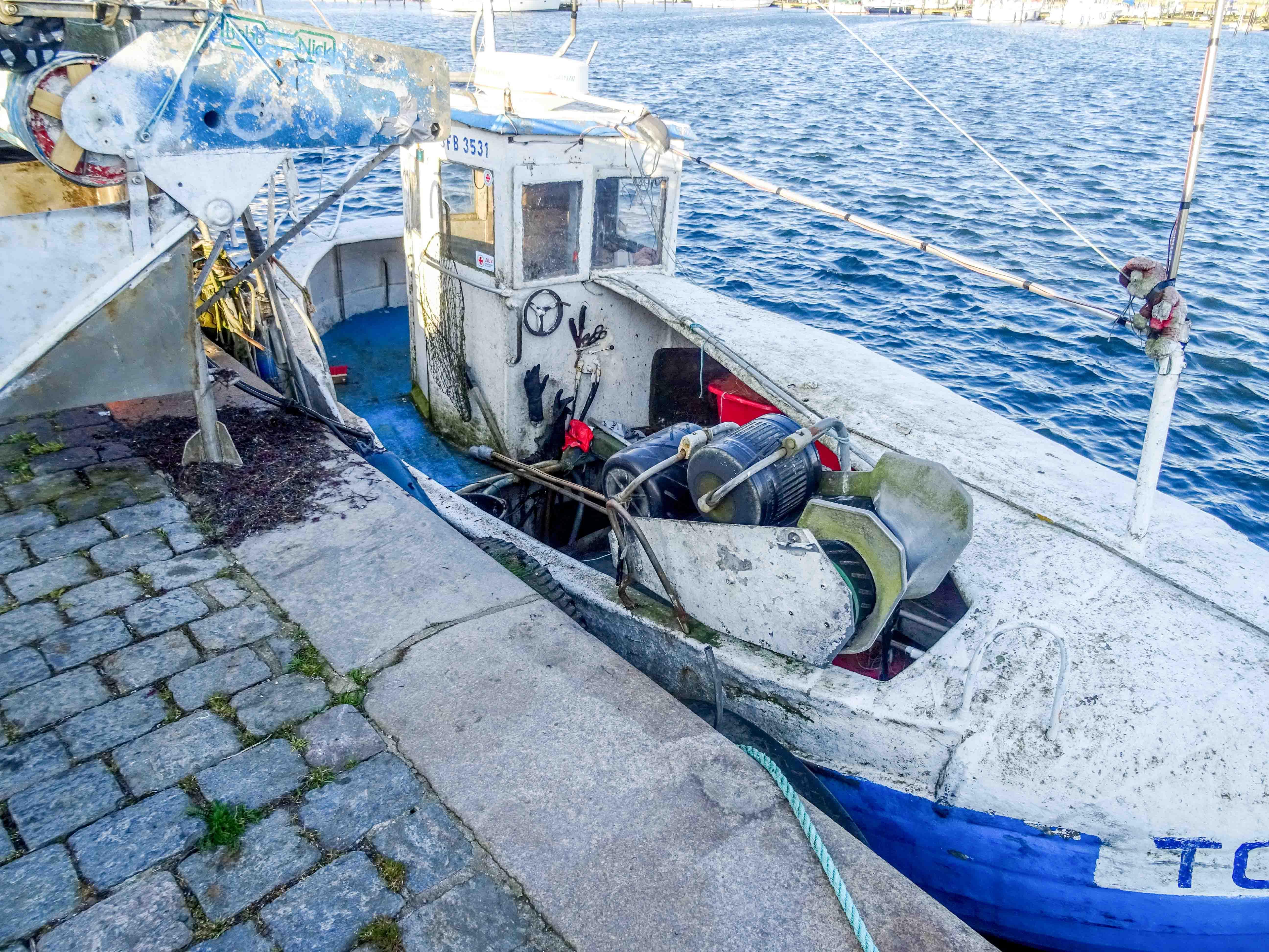 Fischer von Gislövs Läge