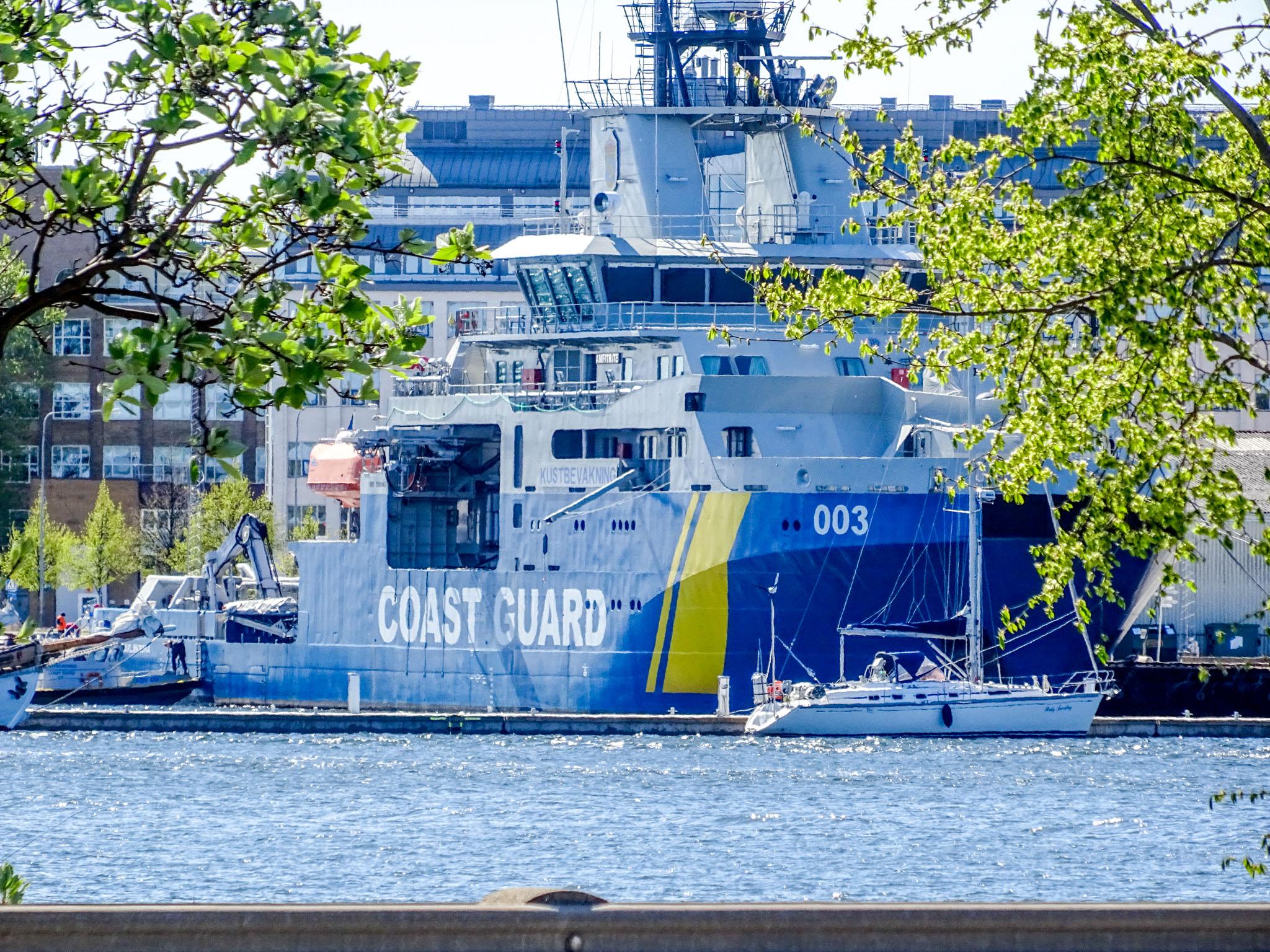 """Coast Guard und """"Ruby Tuesday"""""""