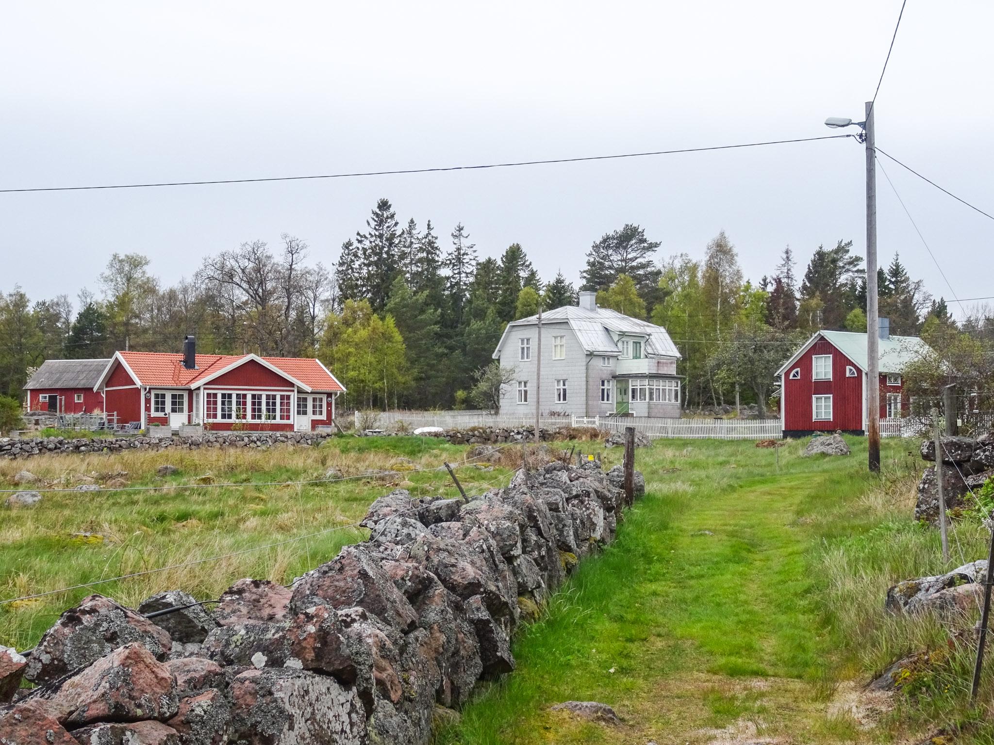 Bausünden gibt es auf der kleinsten Insel
