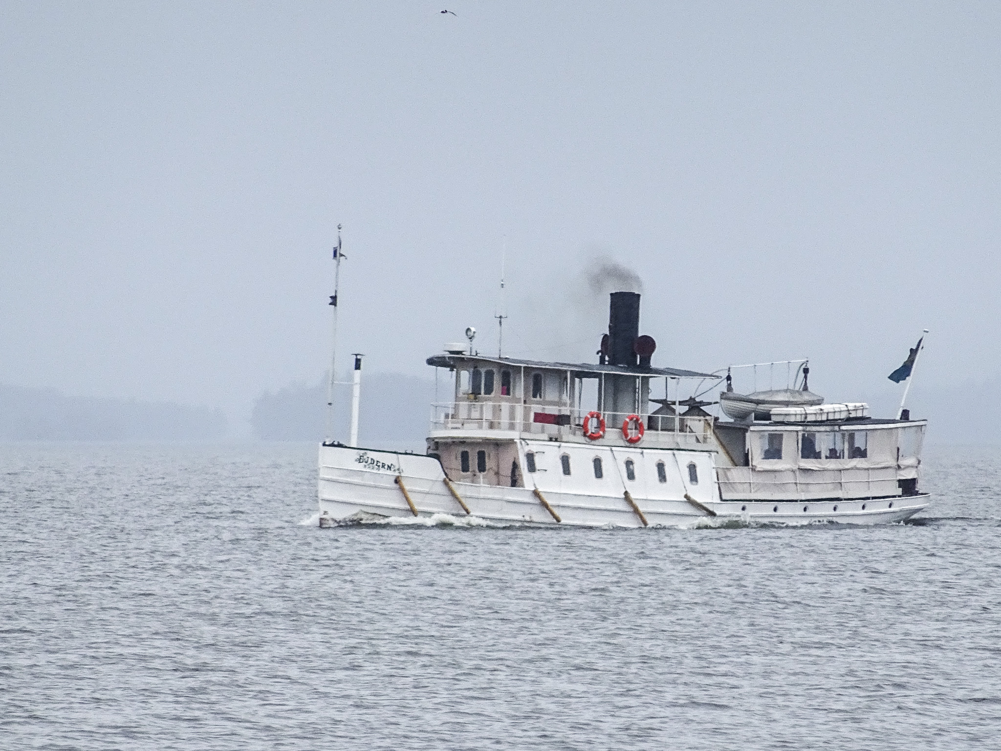 Passagierschiff auf dem Mälaren
