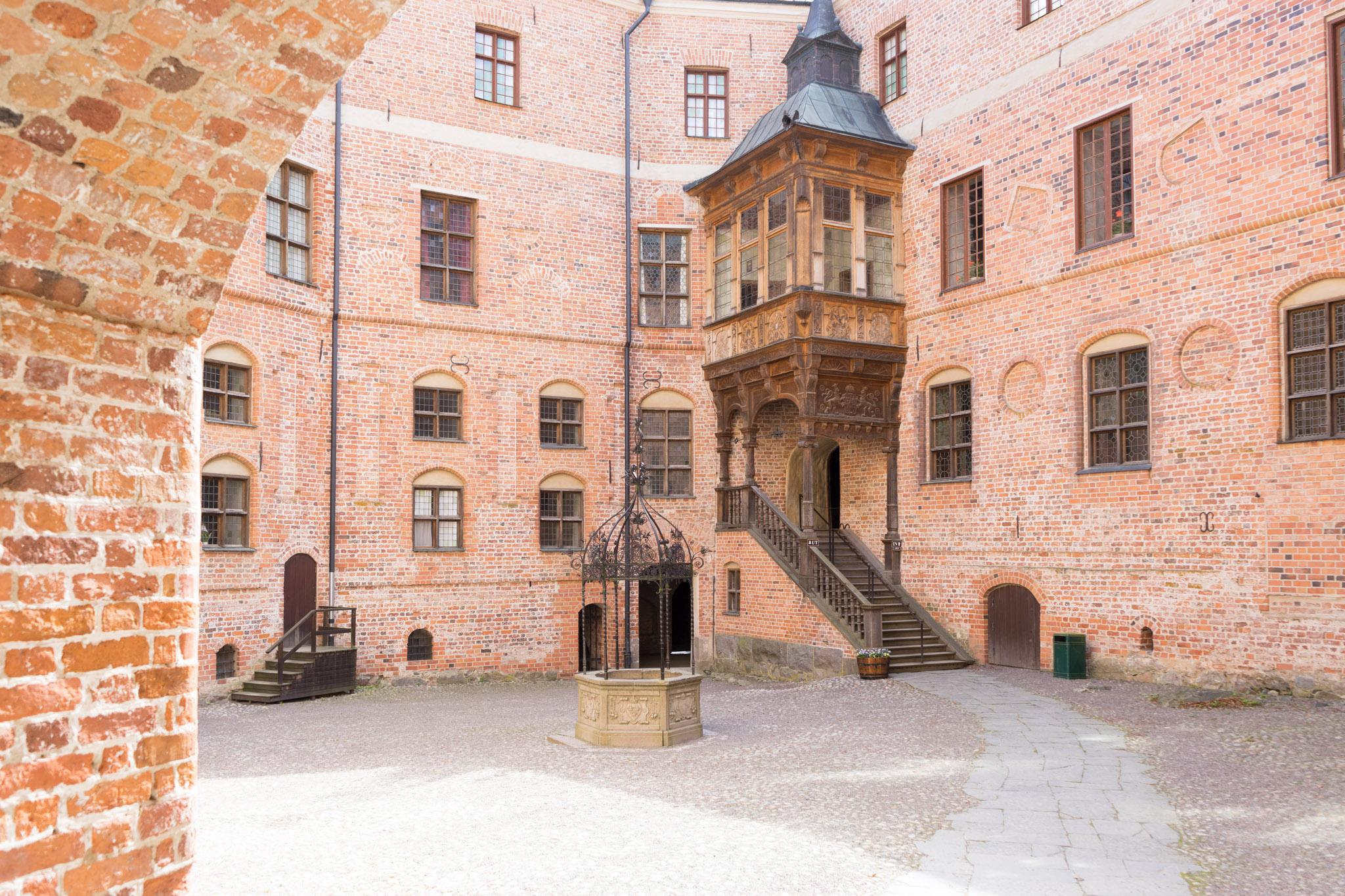 Innerer Burghof