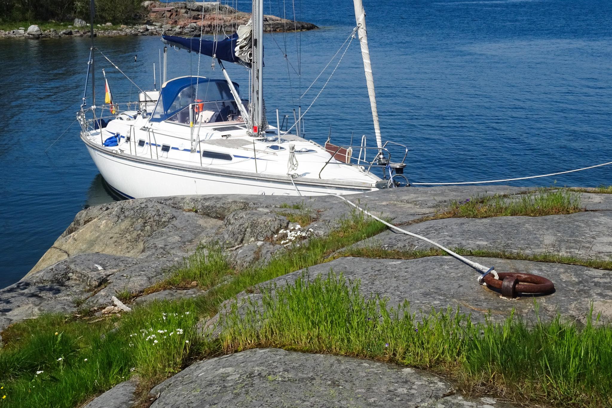 Naturhafen Granhamn