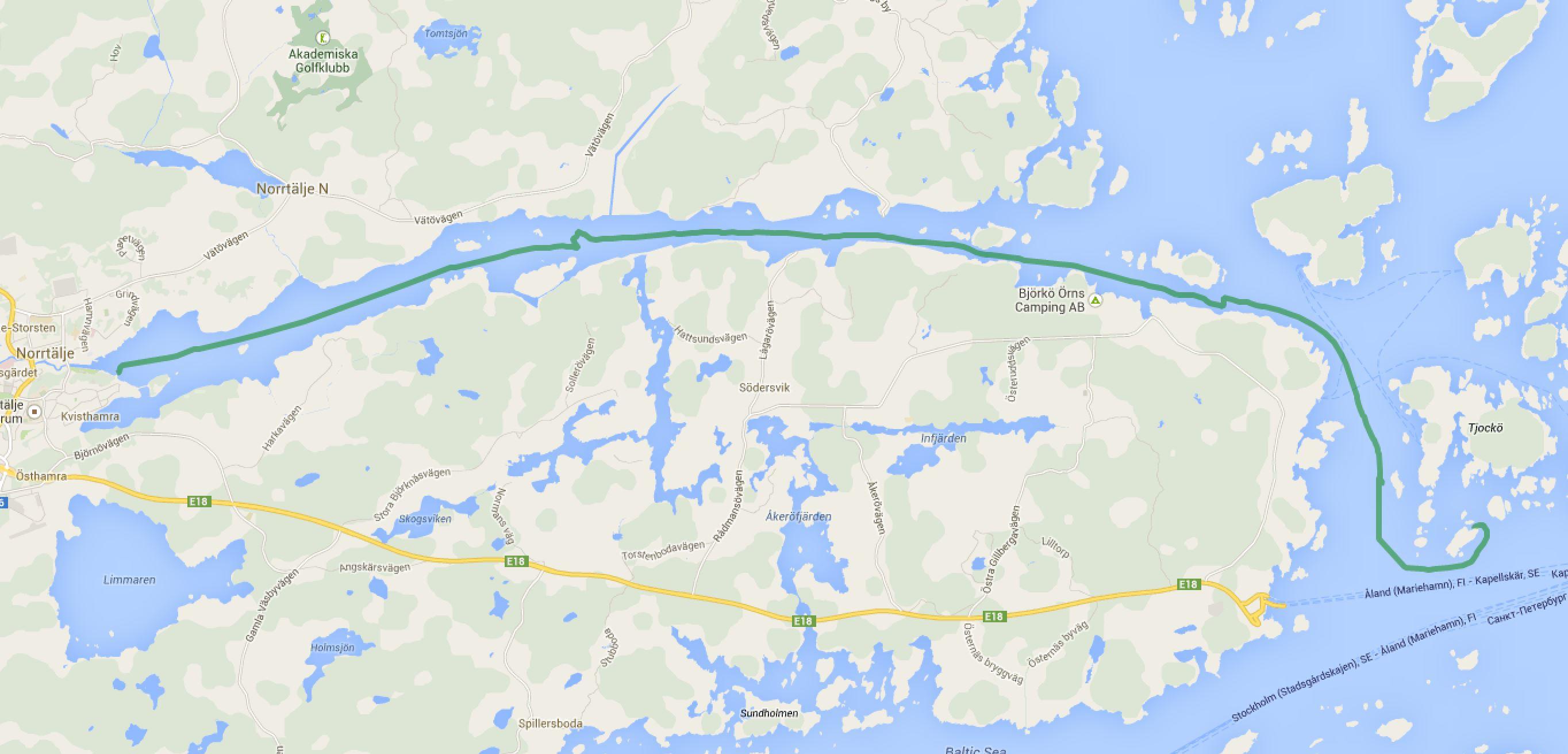 Granhamn - Norrtälje
