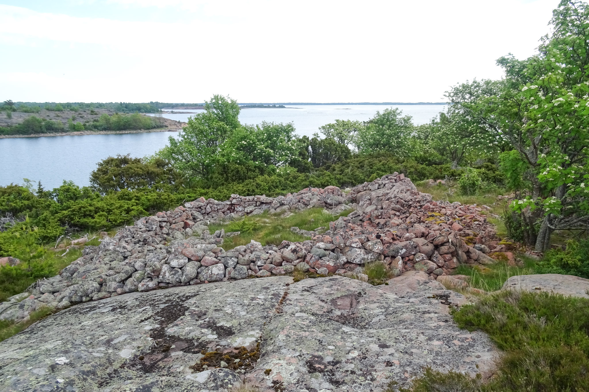 Reste der Seefahrerkapelle
