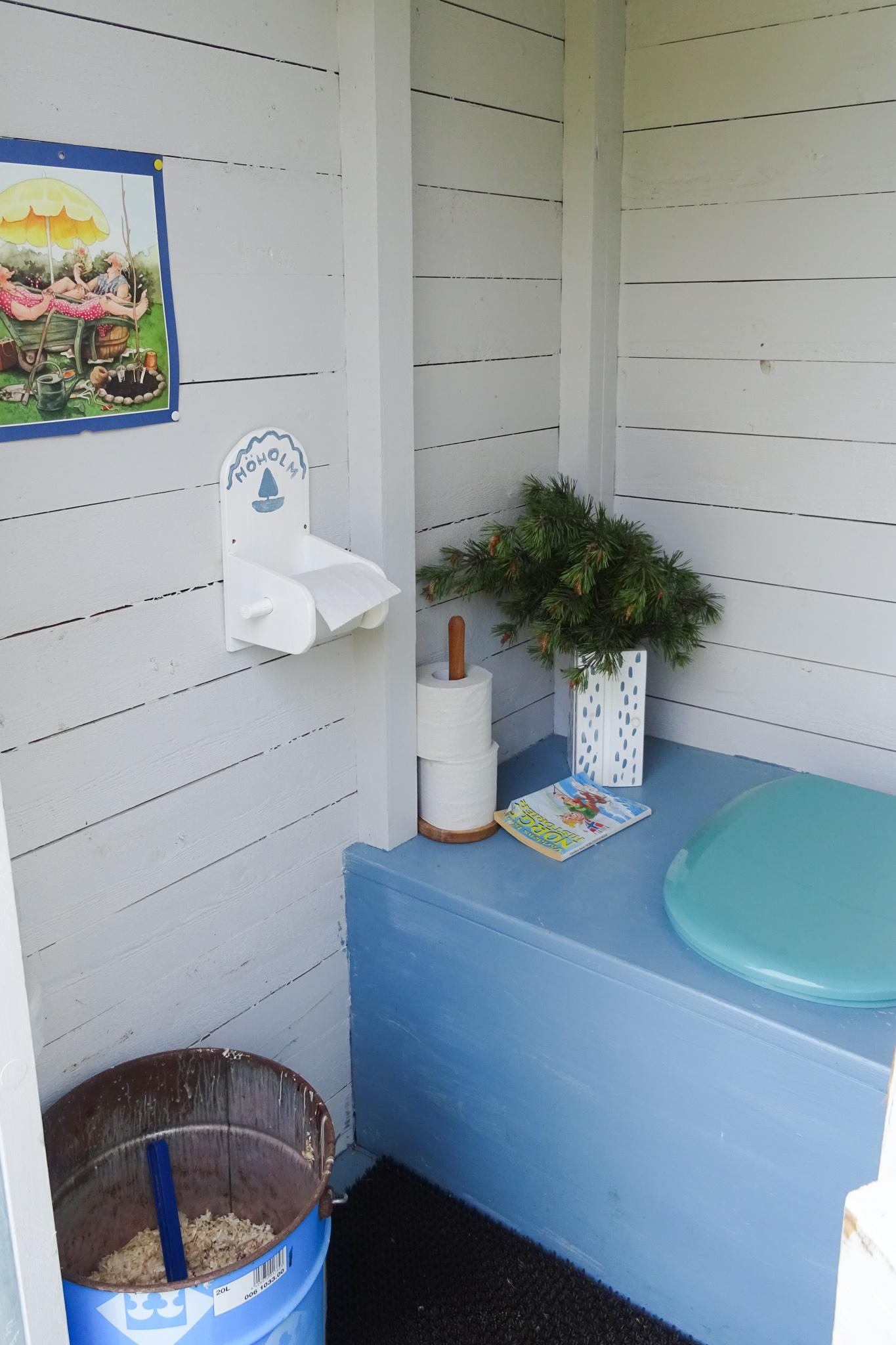 Trocken - WC