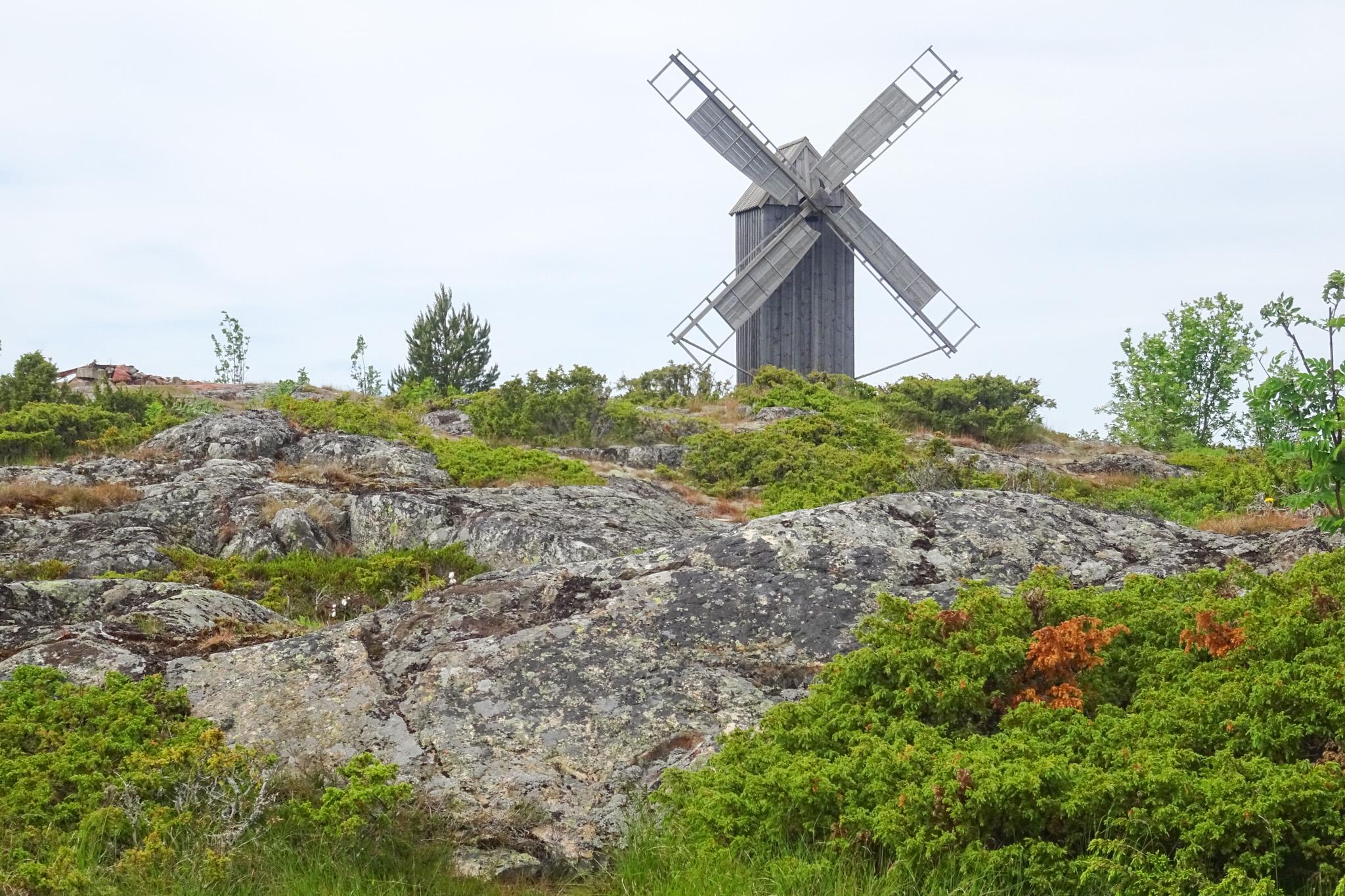 Mühle oberhalb der Alten Schmiede