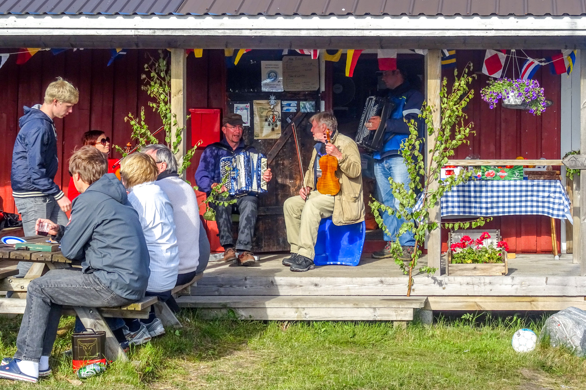 Musik Im Hafen Aspö