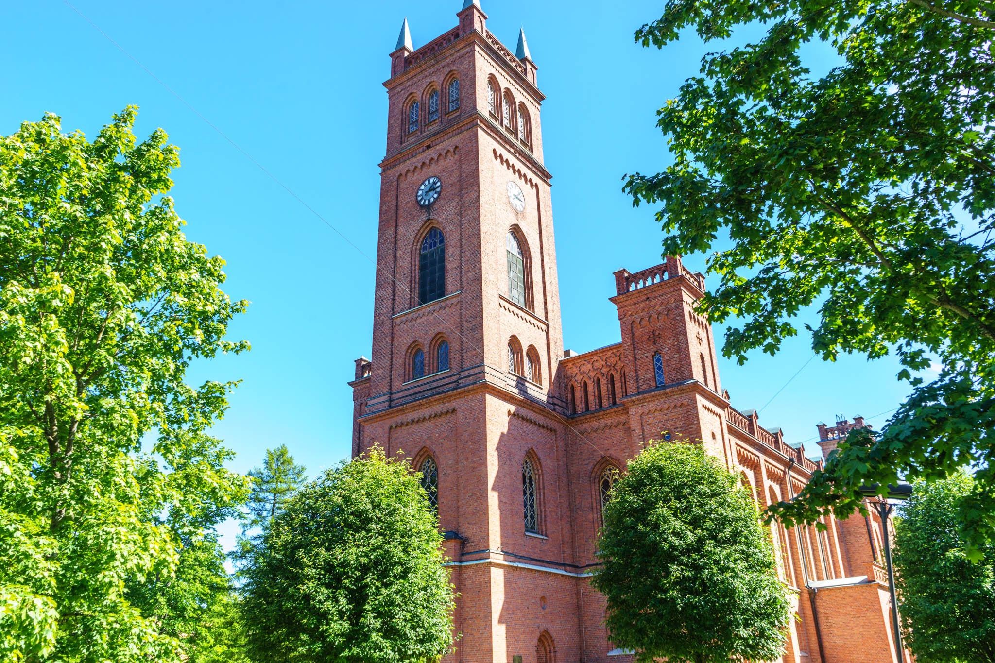 Kirche von Vaasa