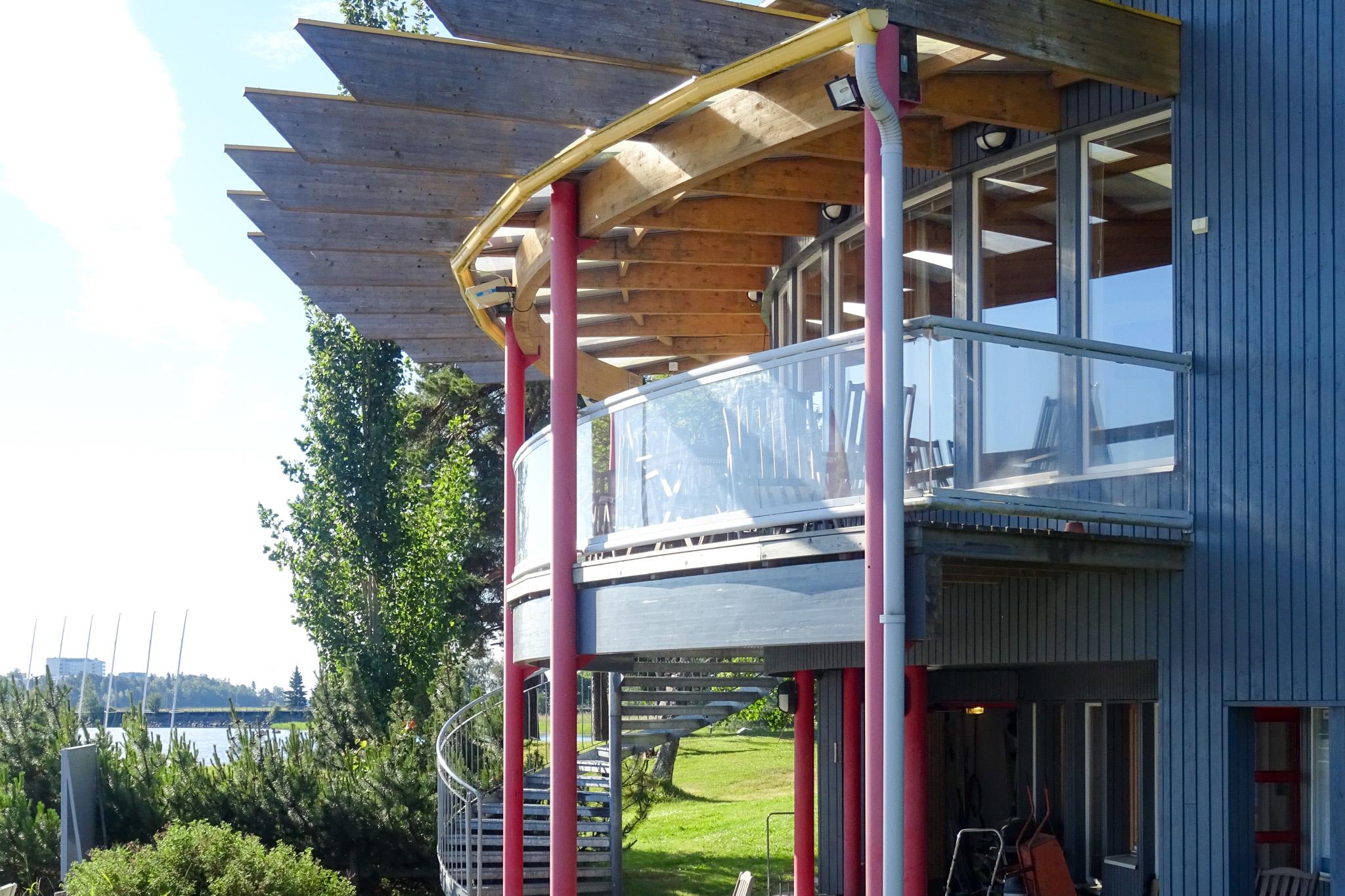 Clubhaus von Vaasa
