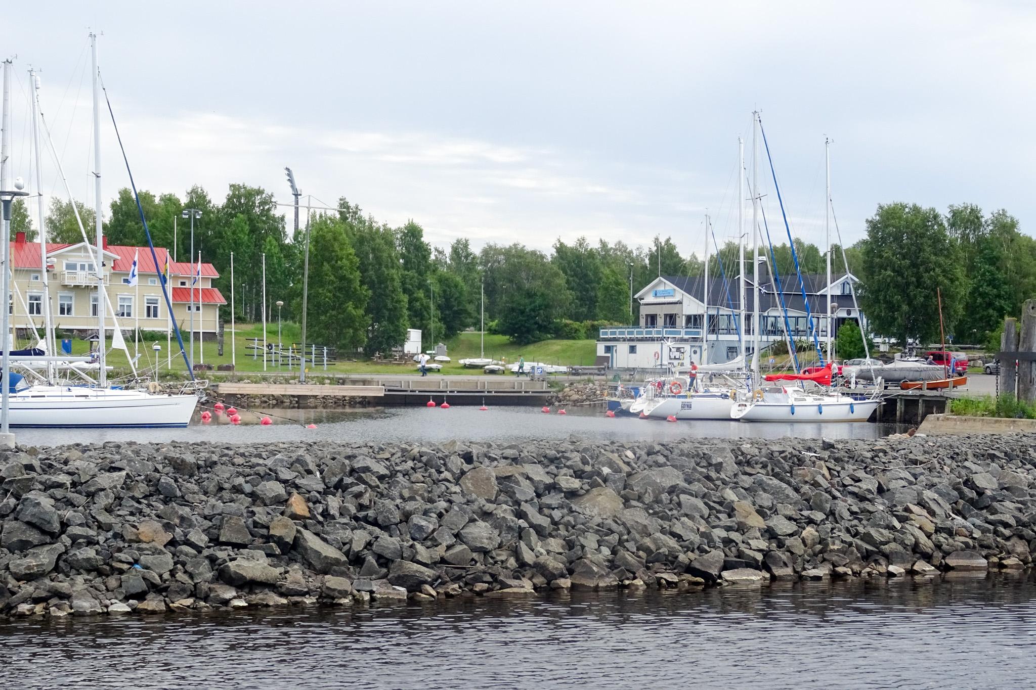 Hafen von Kemi