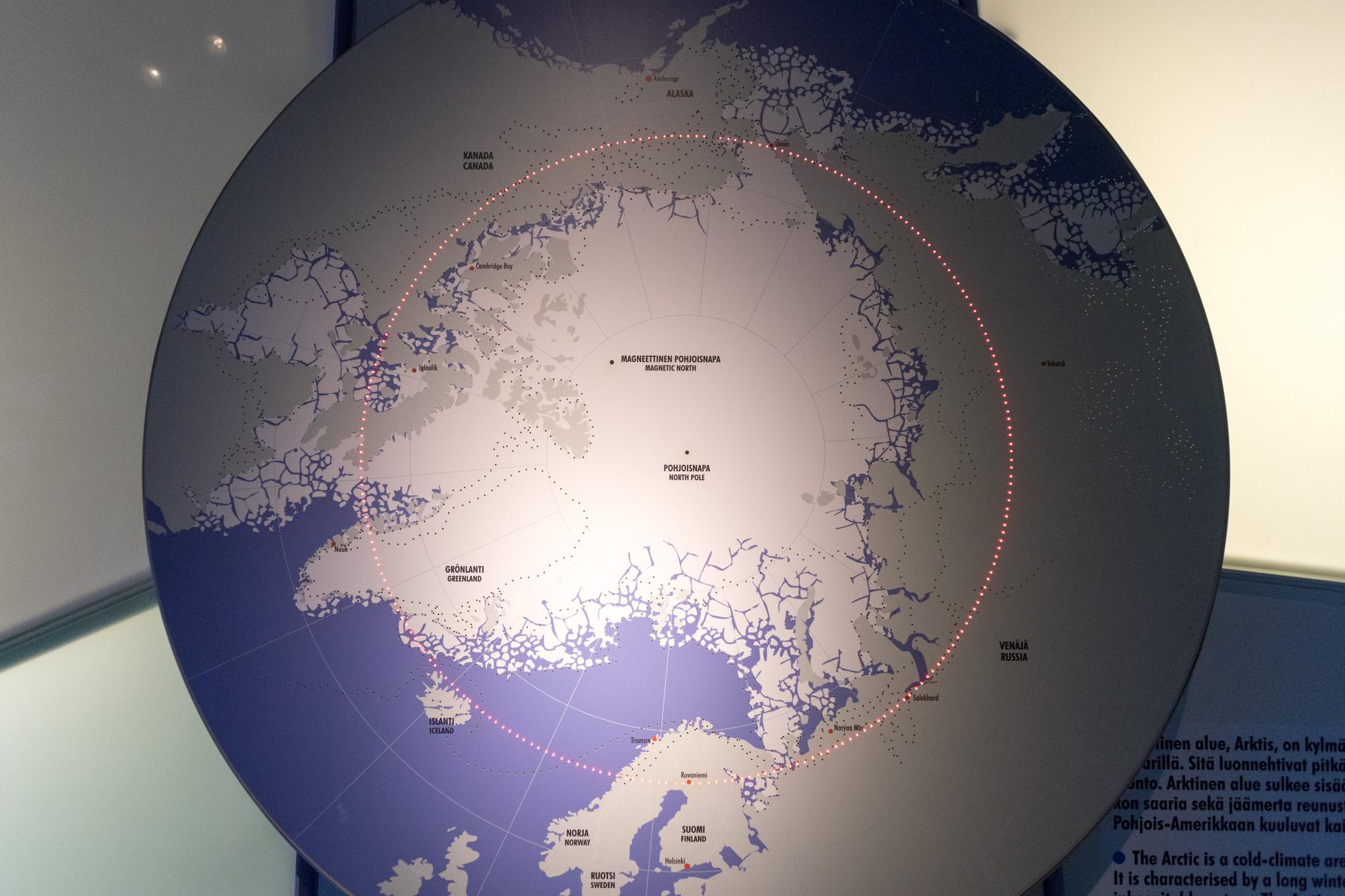 Polarkreismodell