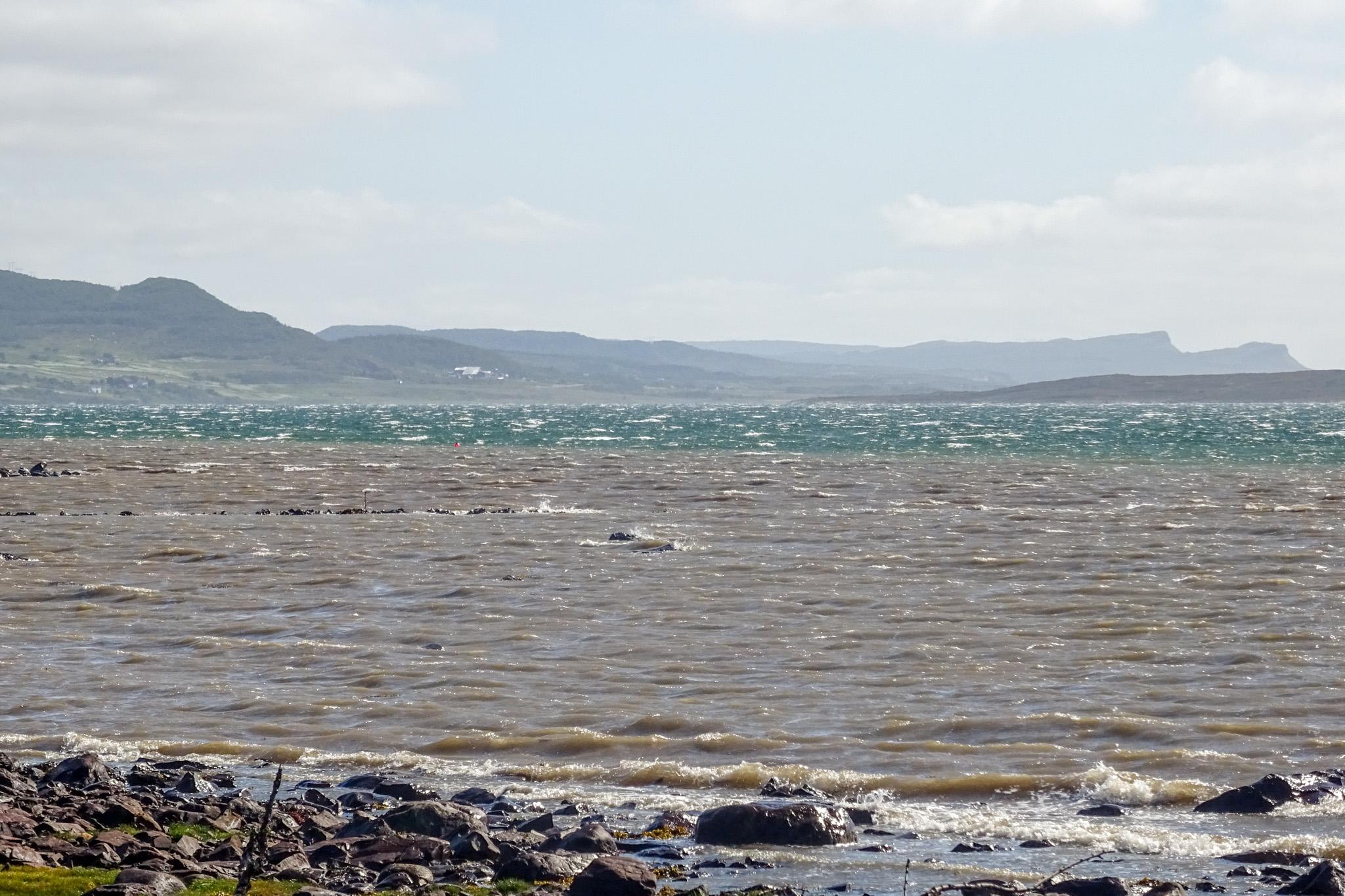 Eismeer am Varangerfjord