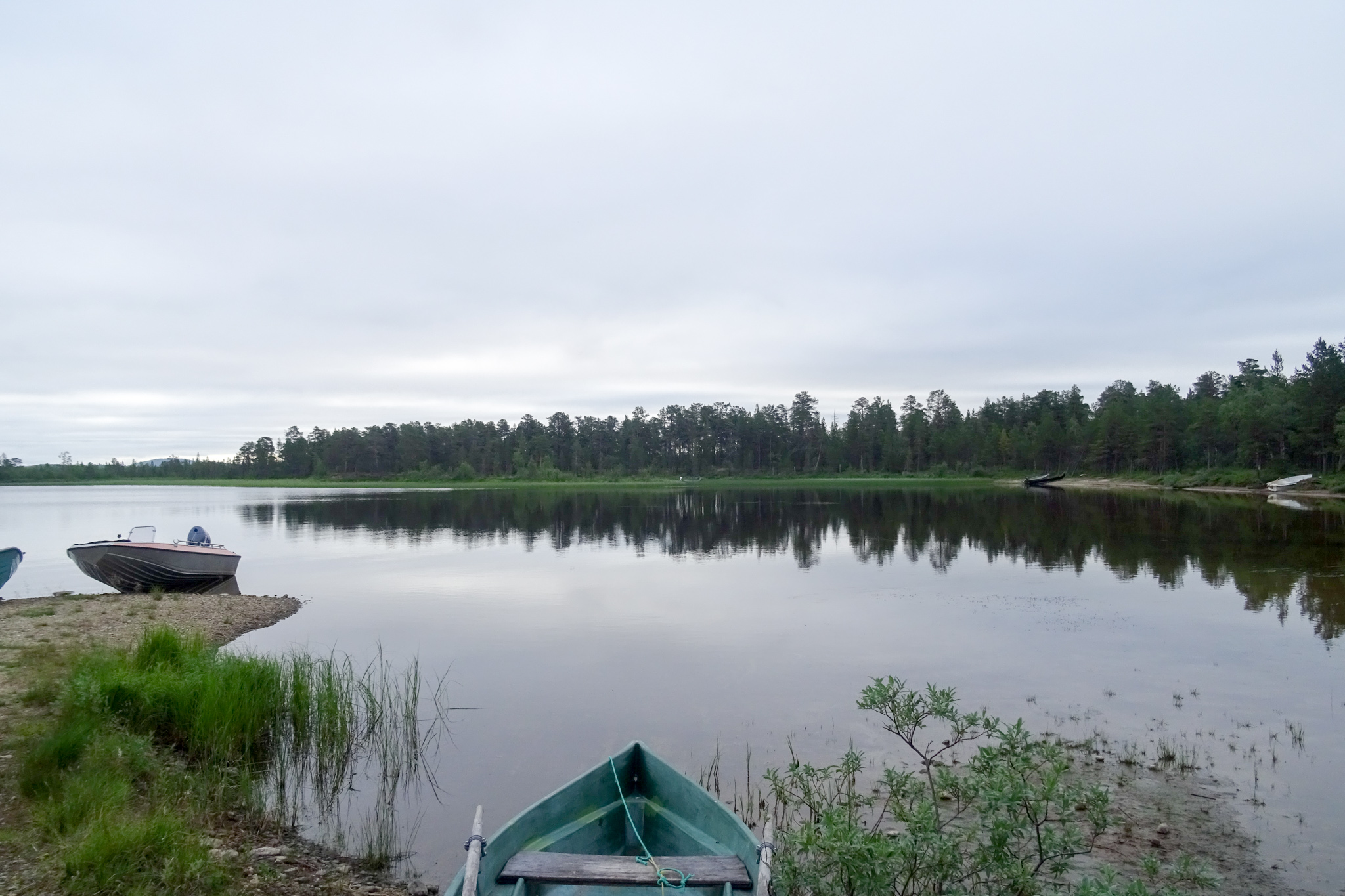 Lemmenjoki-Nationalpark
