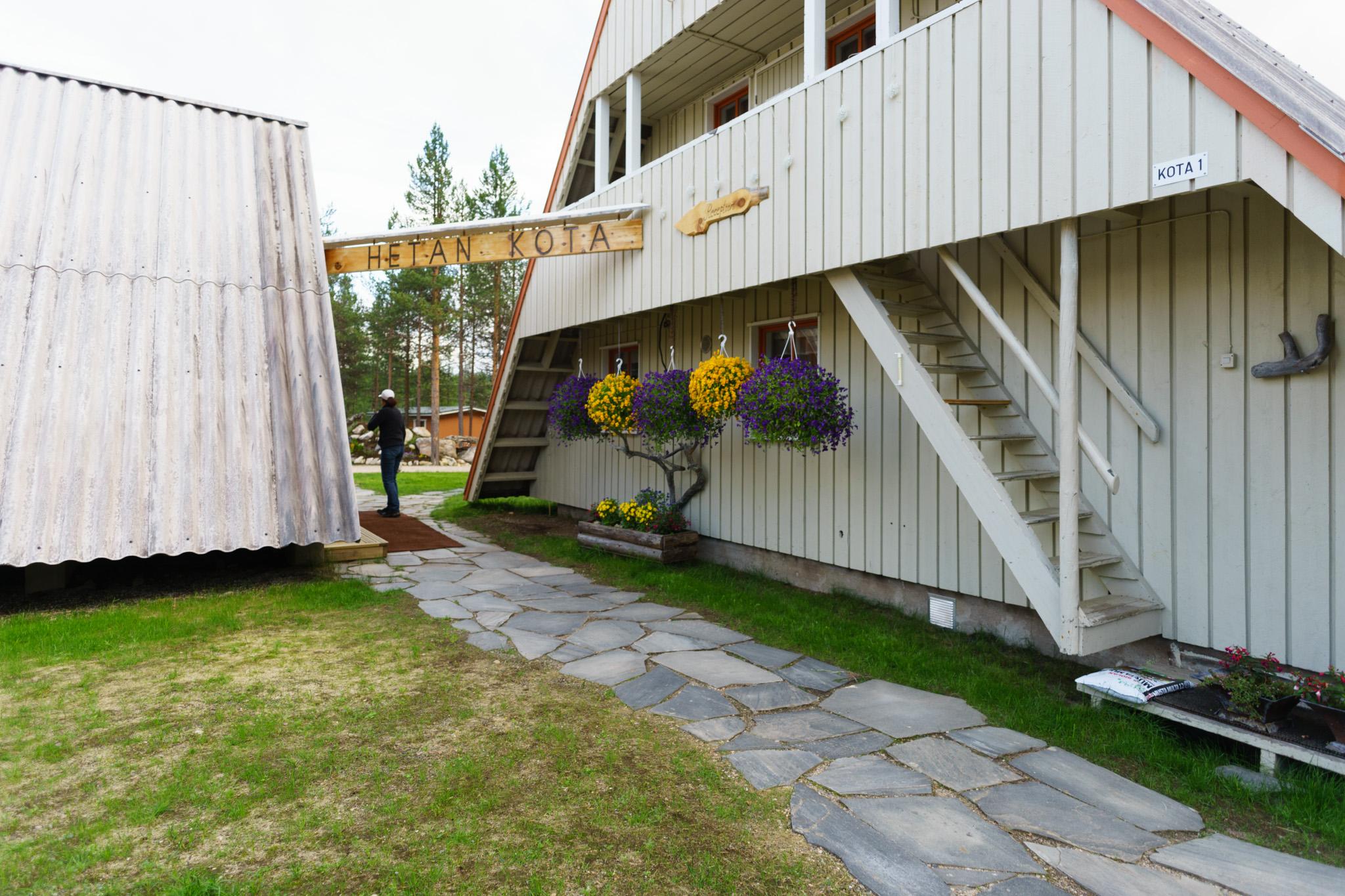 Hetan Kota in Enontekiö