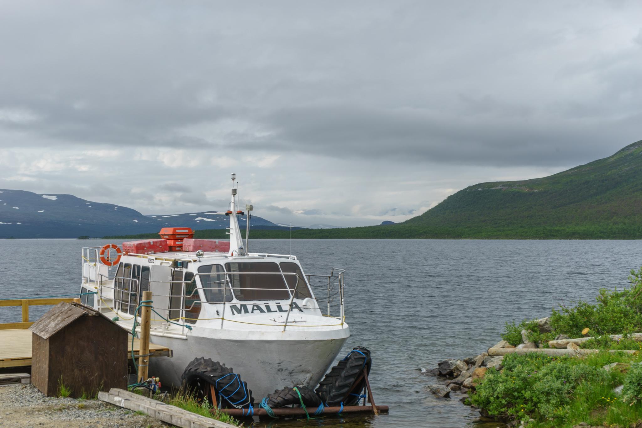 Bootstour am Drei-Länder-Eck