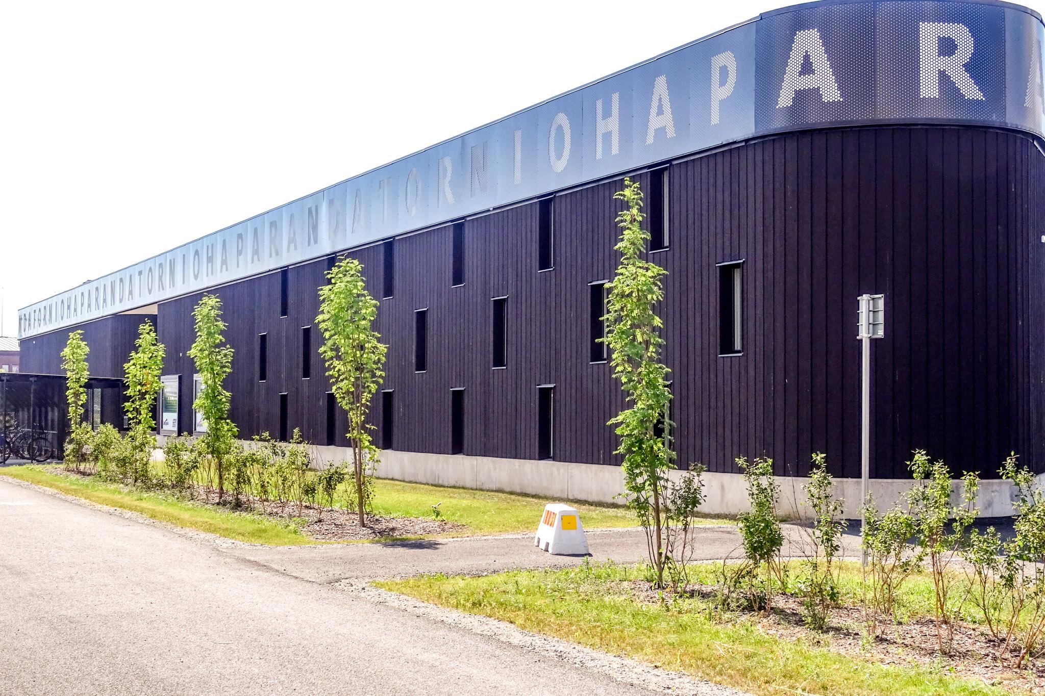 Grenzstadt Haparanda/Tornio