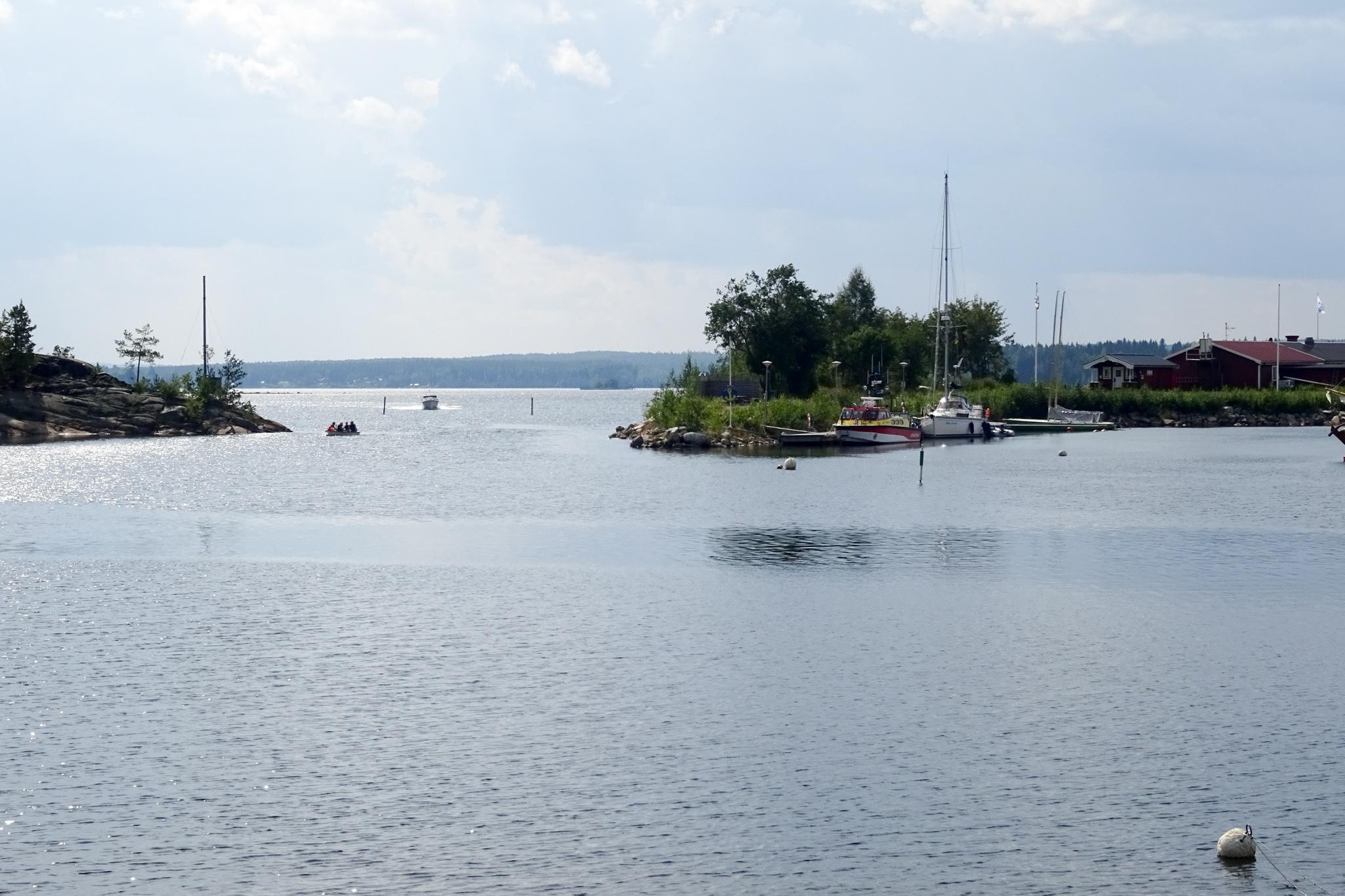 Hafen Skelleftehamn